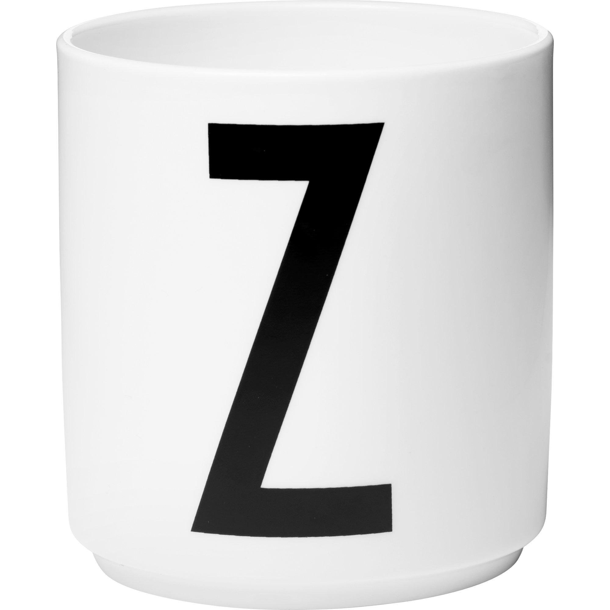 Design Letters Porslinsmugg Vit Z