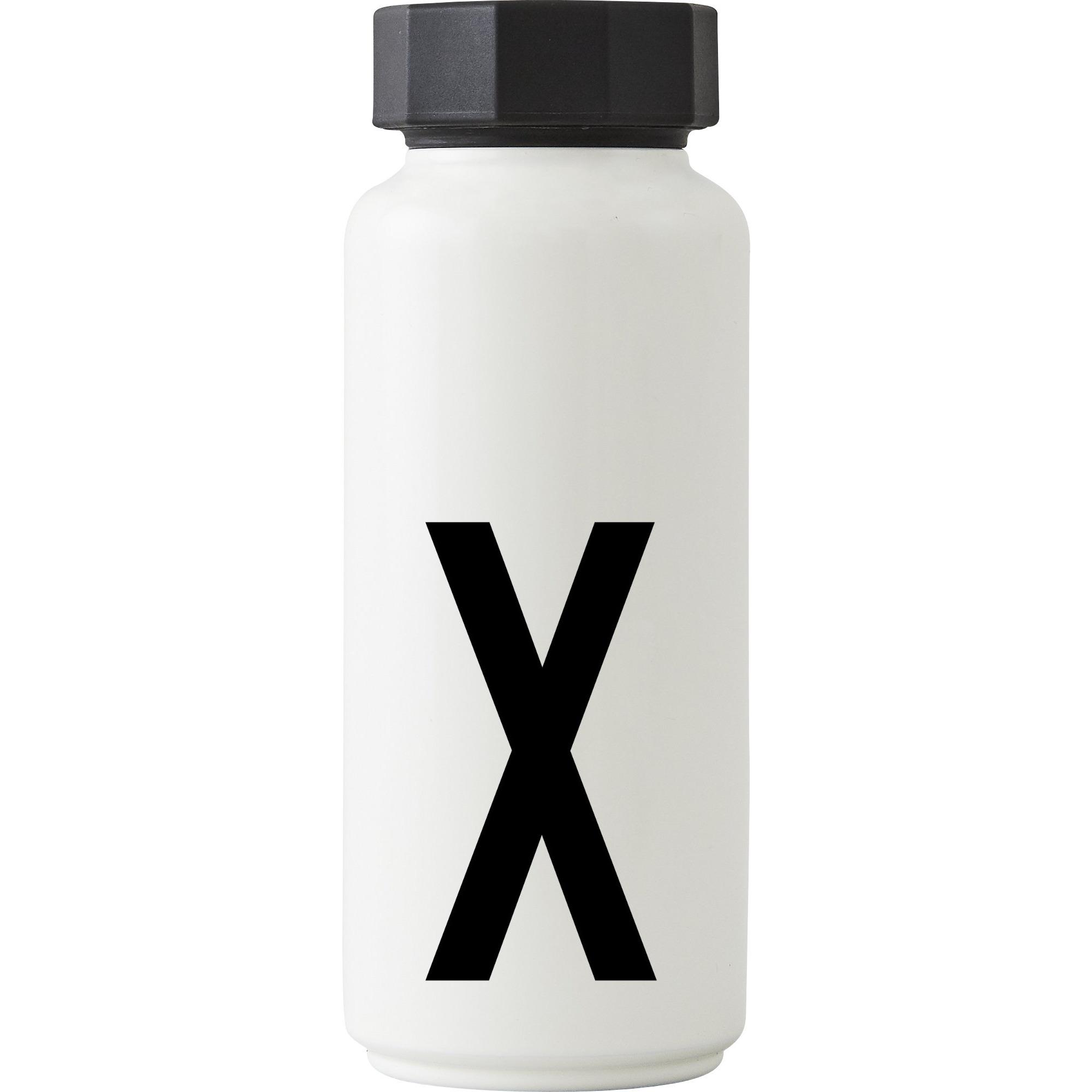 Design Letters Termosflaska Vit X