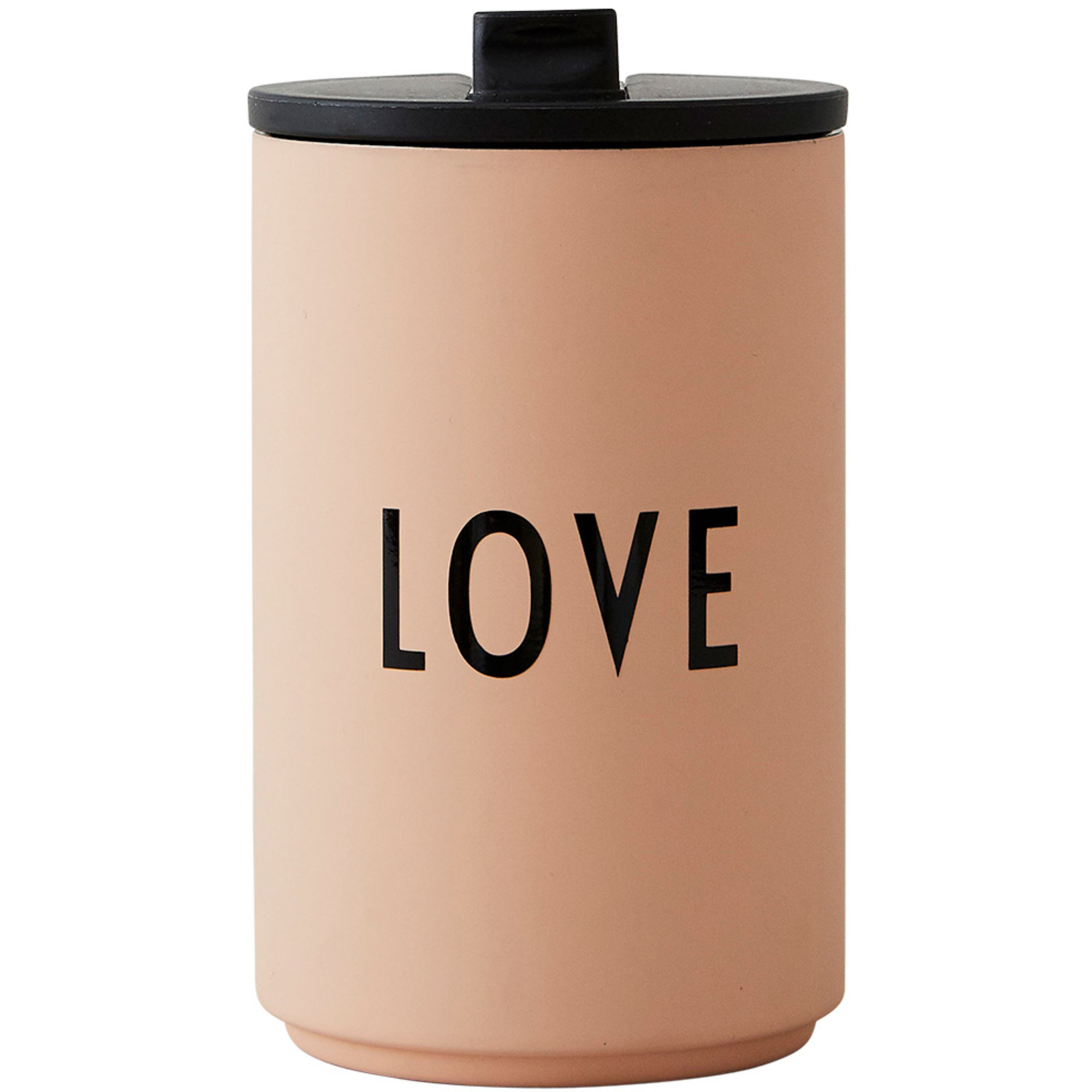 Design Letters Thermo/Insulated TO GO Cup Love