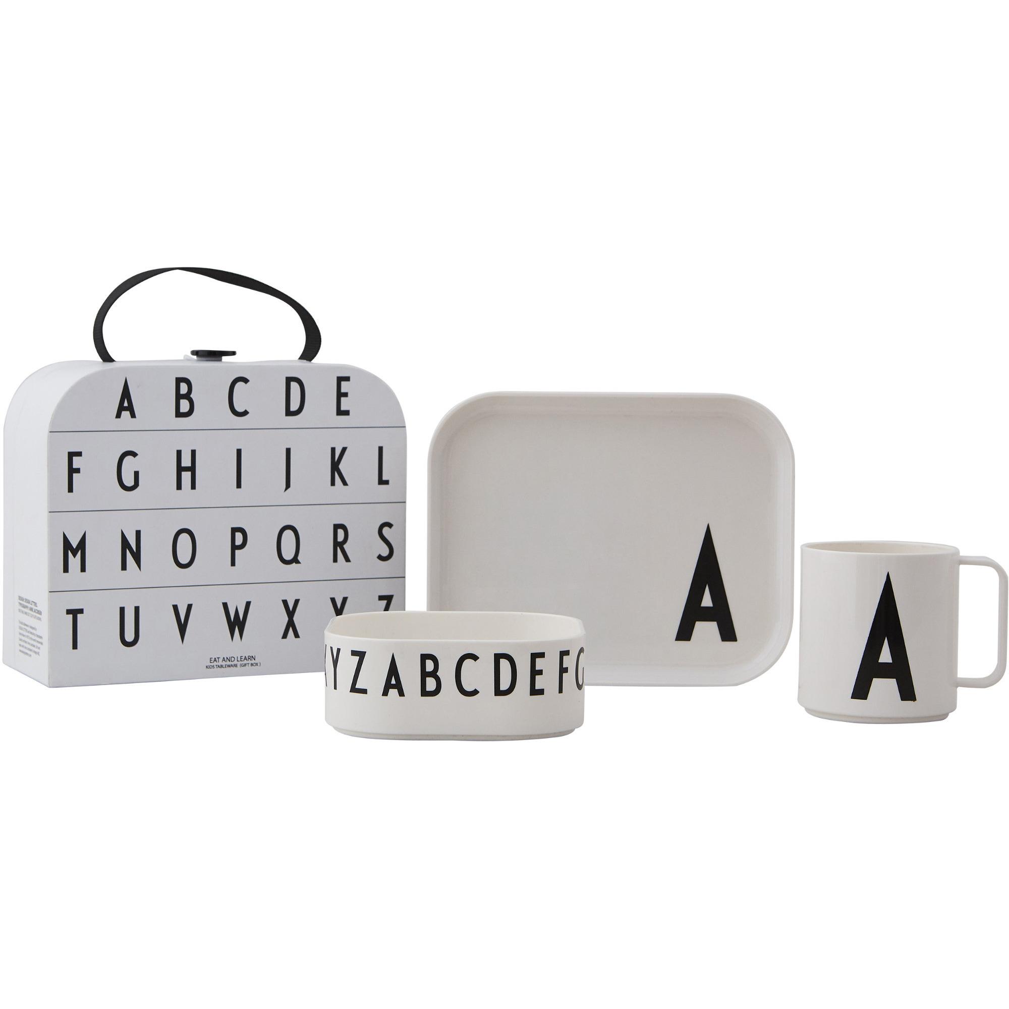 Design Letters Tritan Servis 4-del A