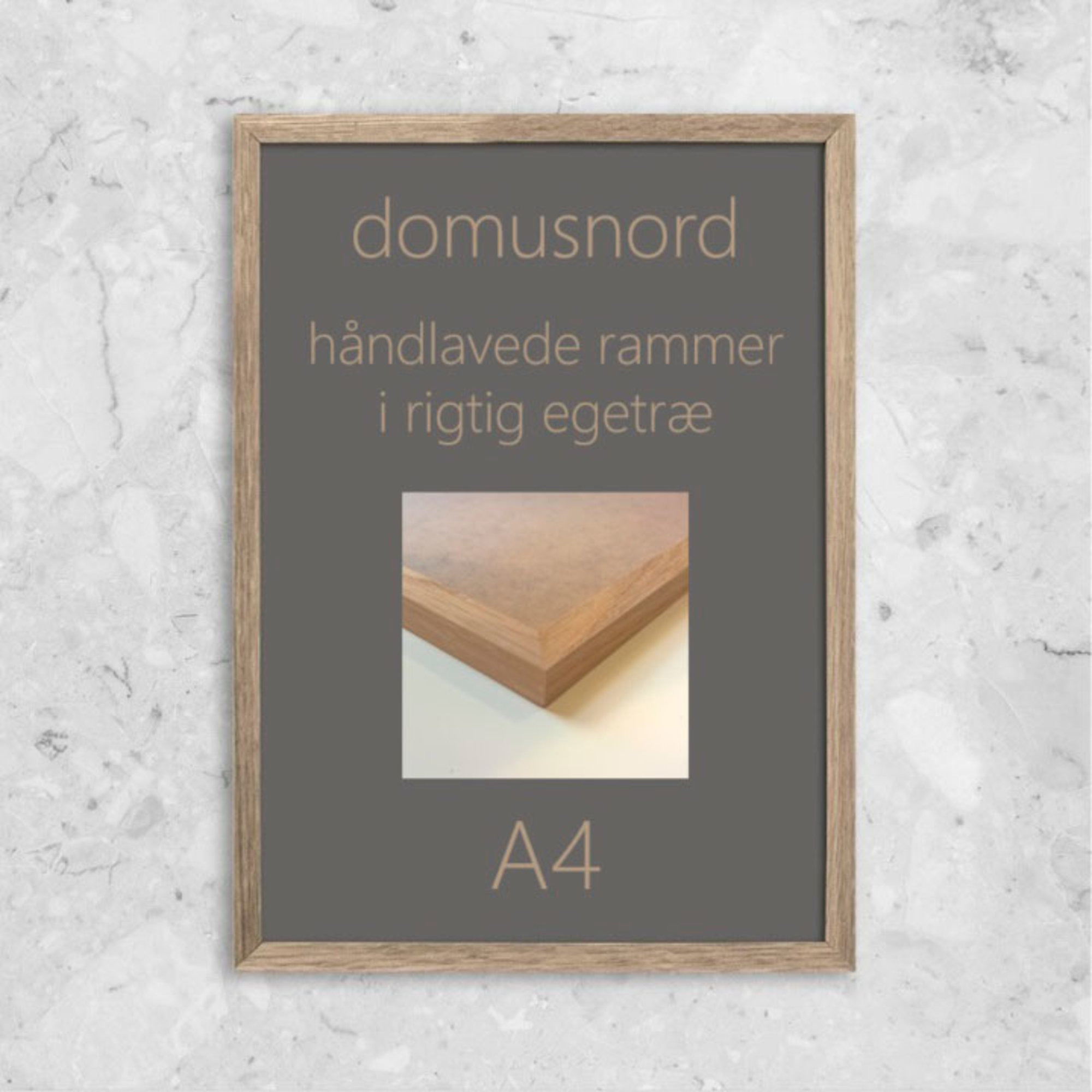 Domusnord A4 ekram