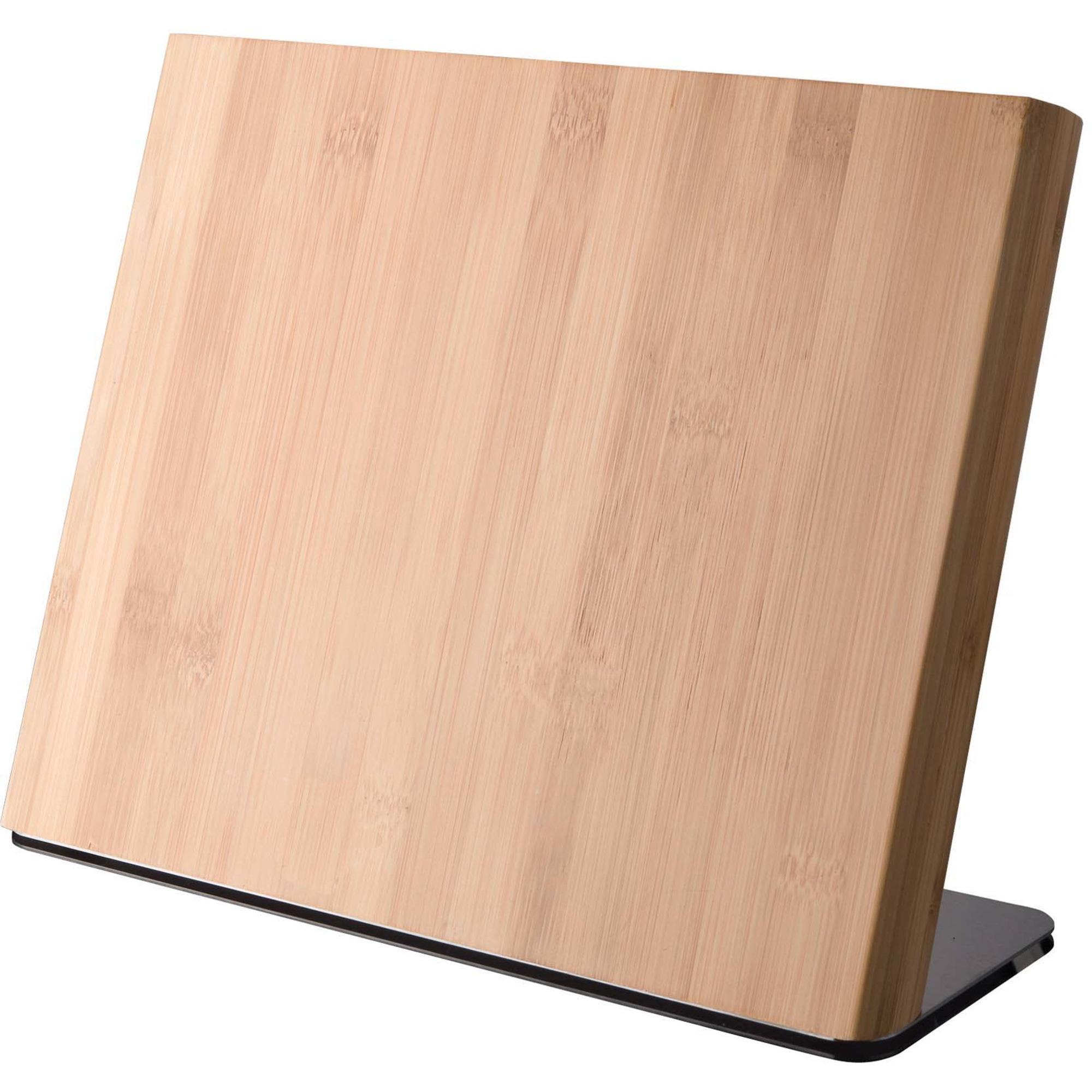 Dorre Hugo Knivställ bambuträ magnet 20 x 225 cm