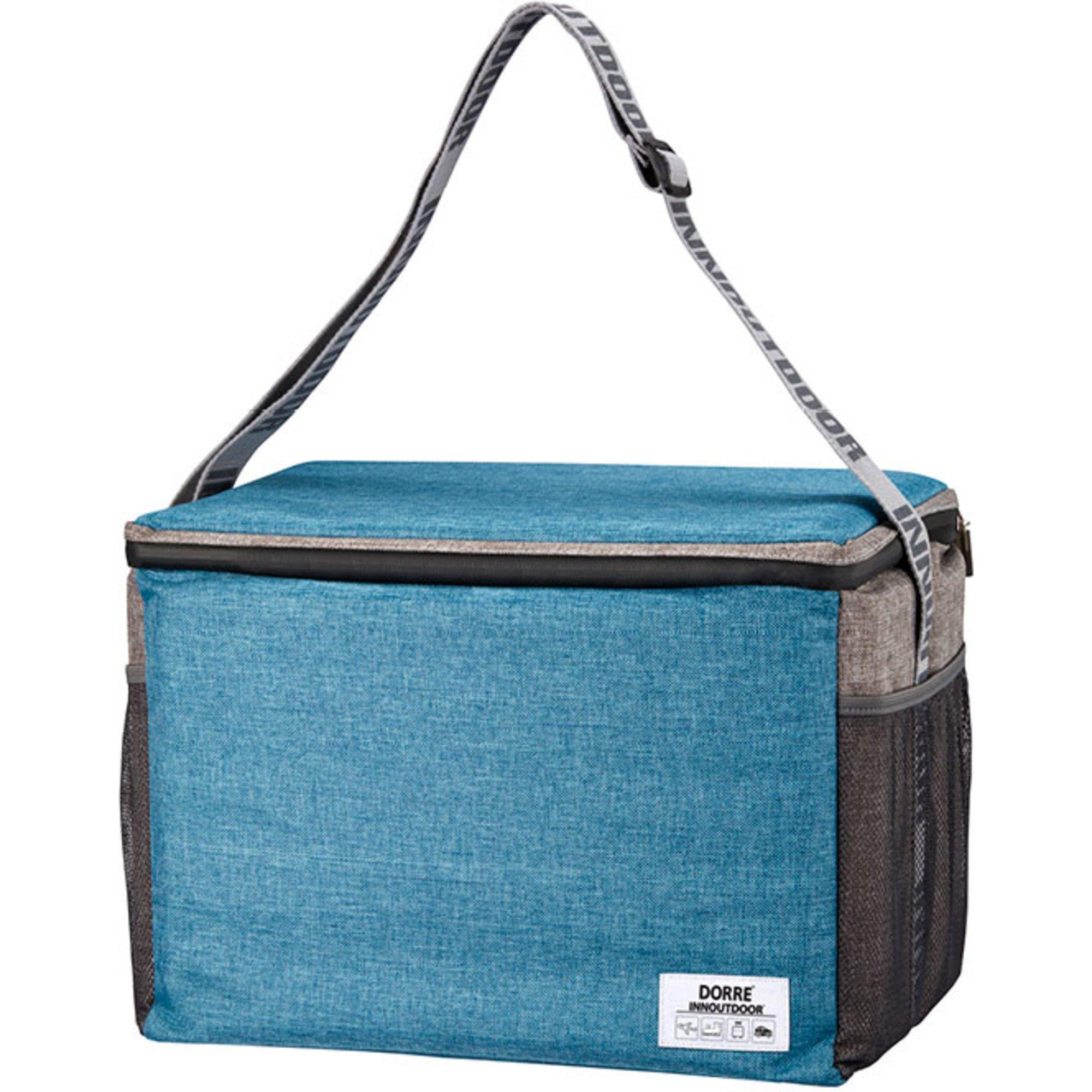 Dorre INNOUTDOOR Kyl/strandväska blå 16 liter