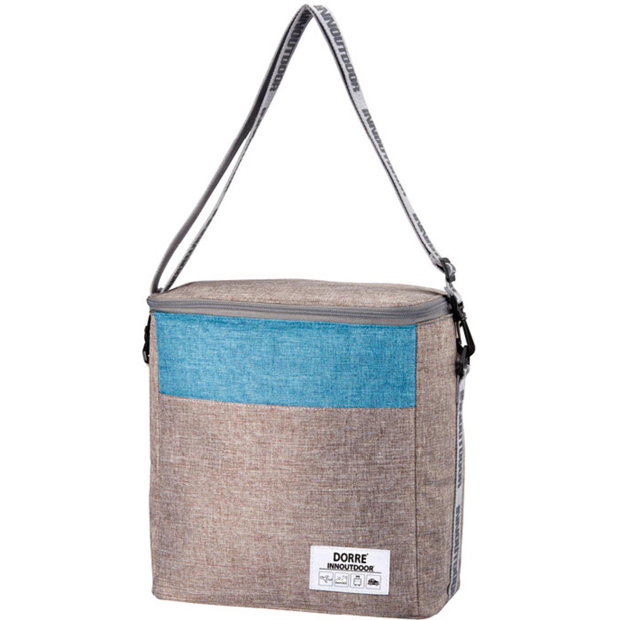 Dorre INNOUTDOOR Kyl/strandväska i grått 16 liter