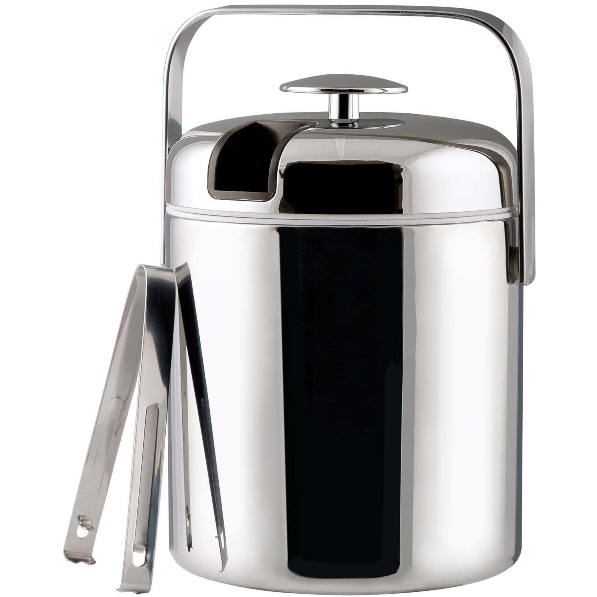 Dorre Ishink Kromad thermo med lock och istång 13 liter