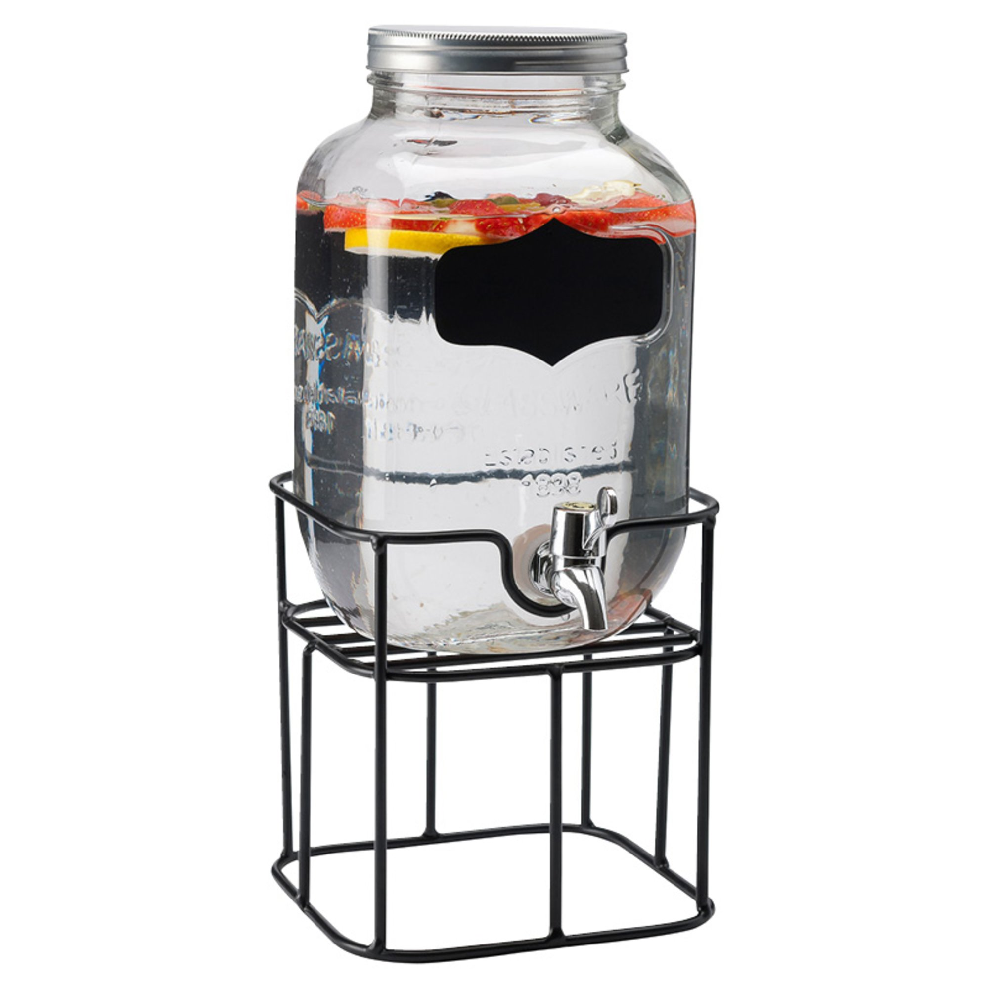 Dorre Jumbo Glasbehållare med tappkran