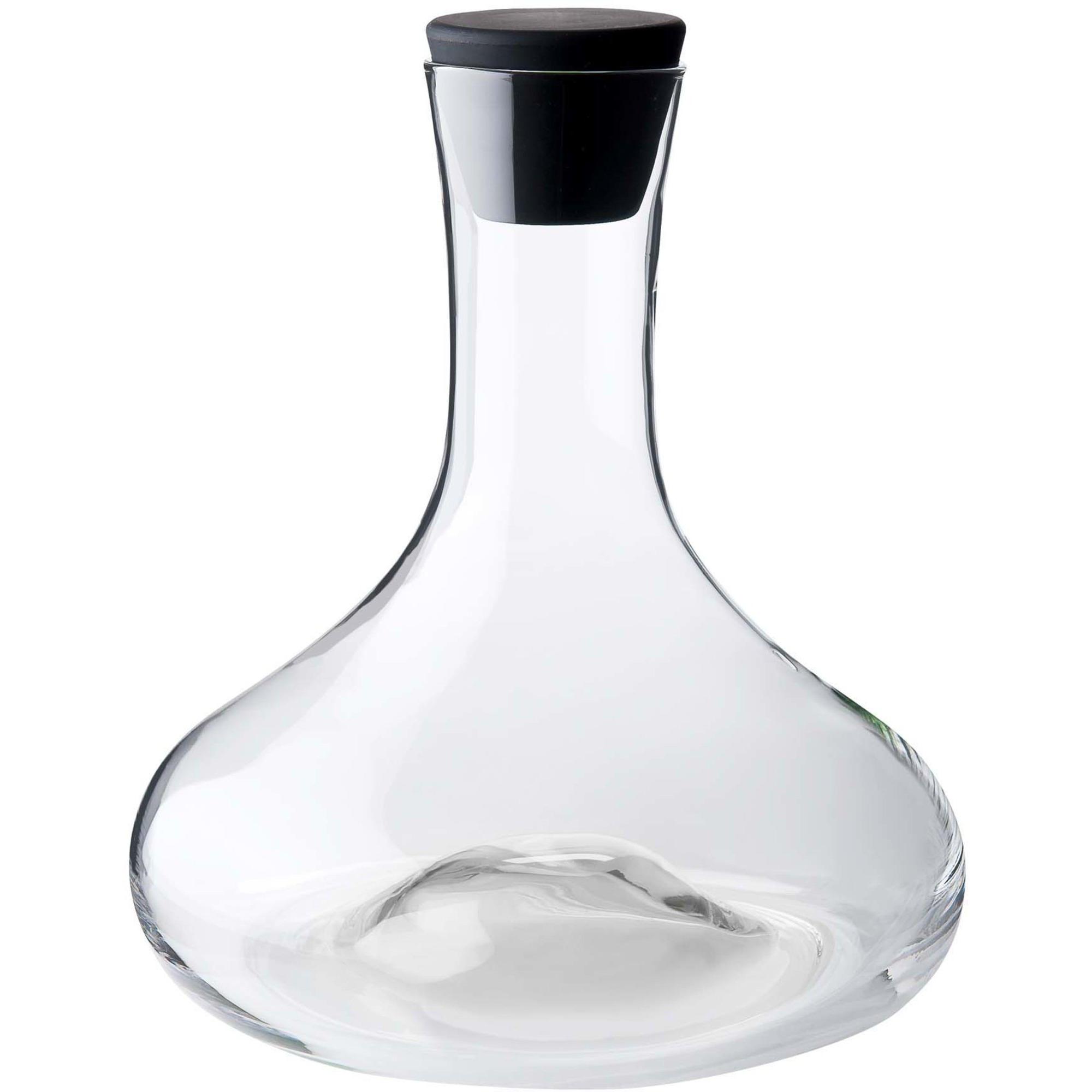 Dorre Vindekanter glas klar silikon propp rymd 20 L