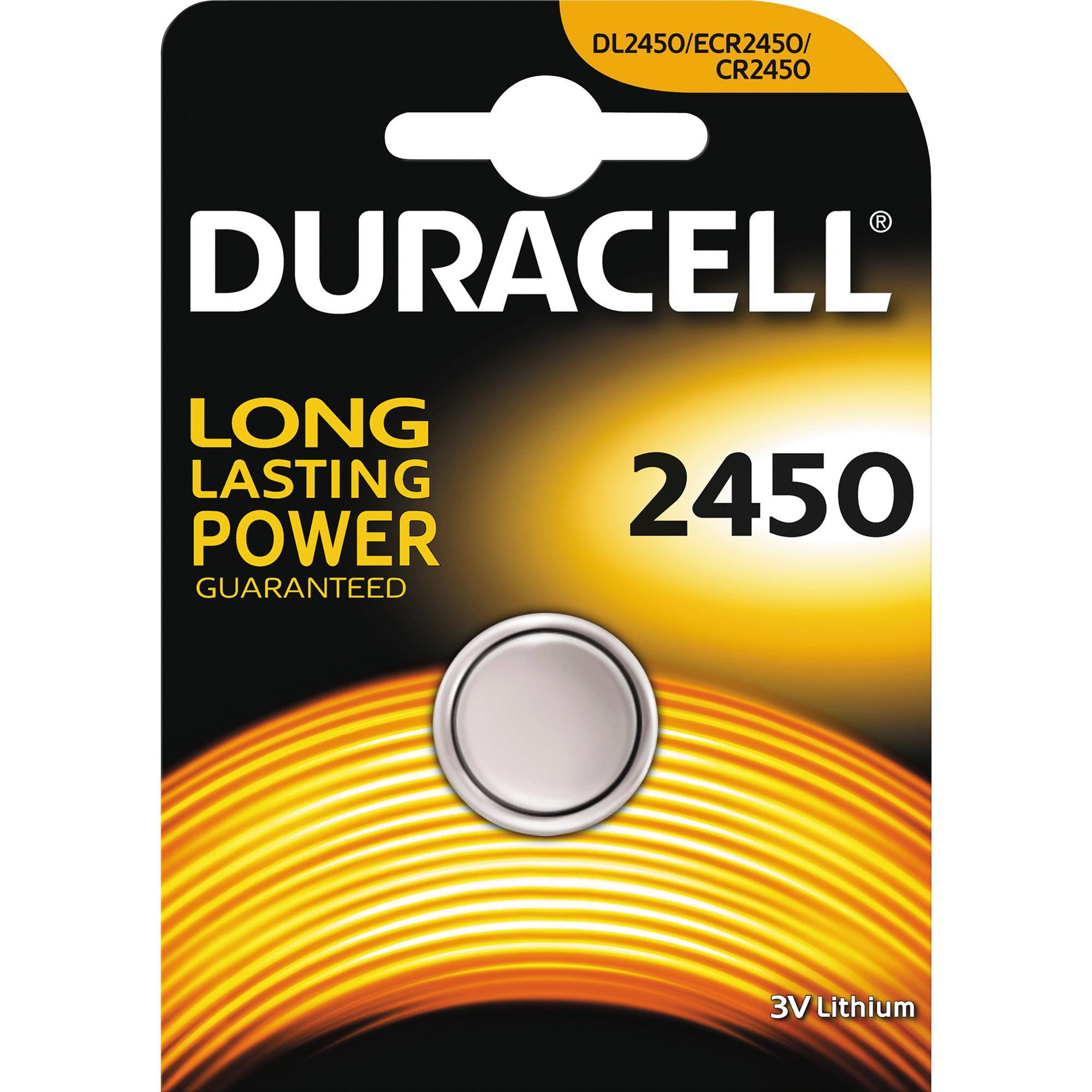 Duracell 2450 Batteri