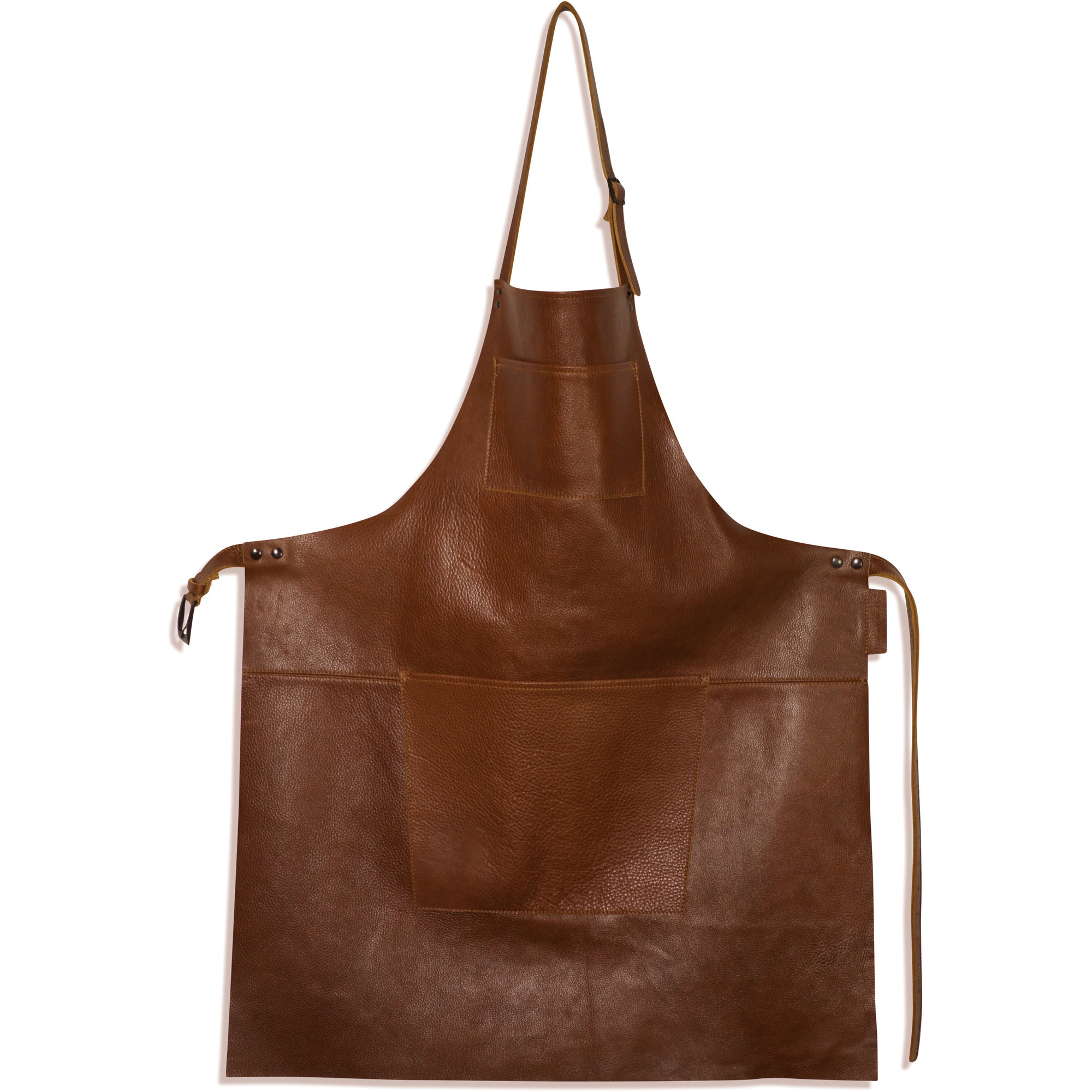 DutchDeluxes Professional Apron Classic Brown