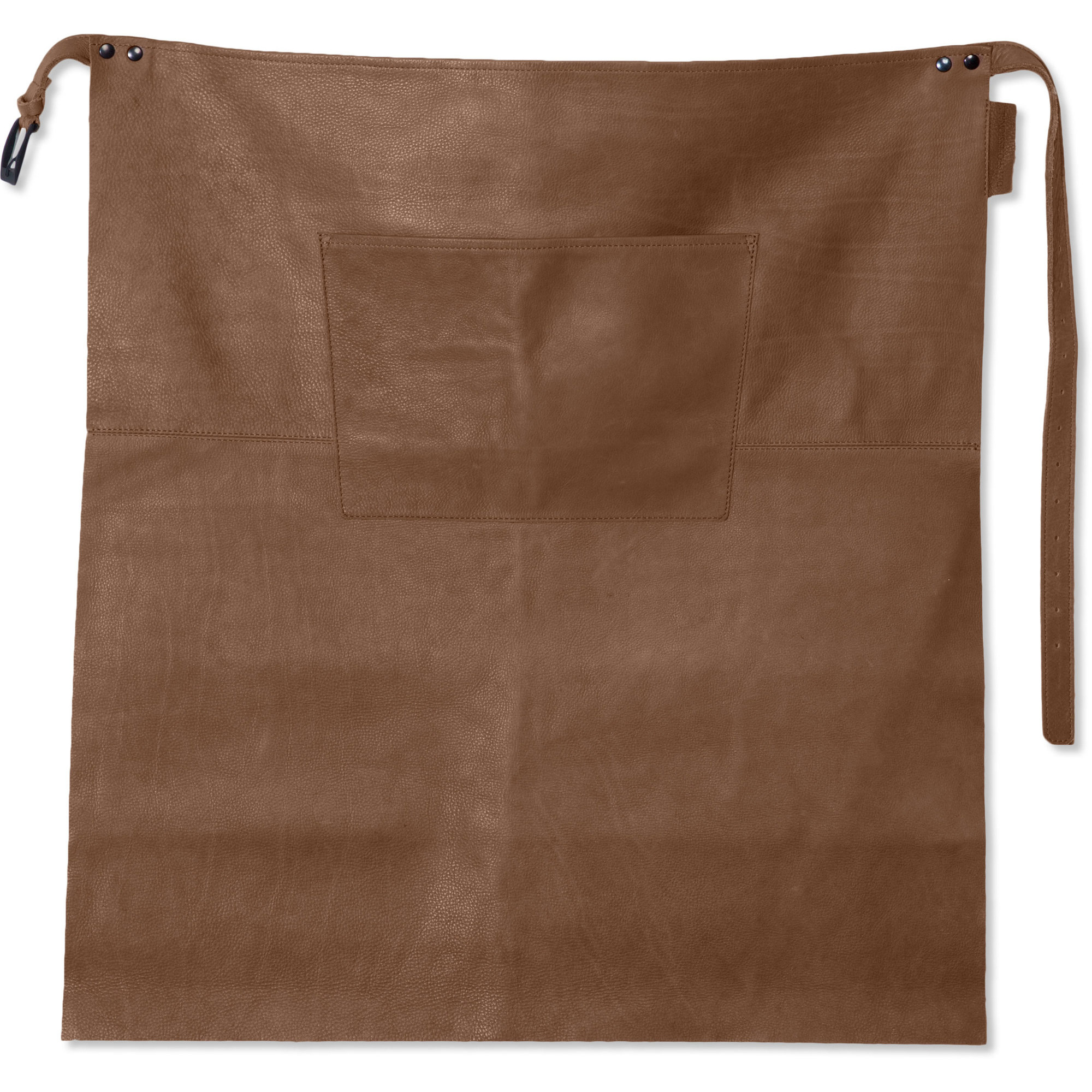 DutchDeluxes Professional Waist Apron Long Taupe