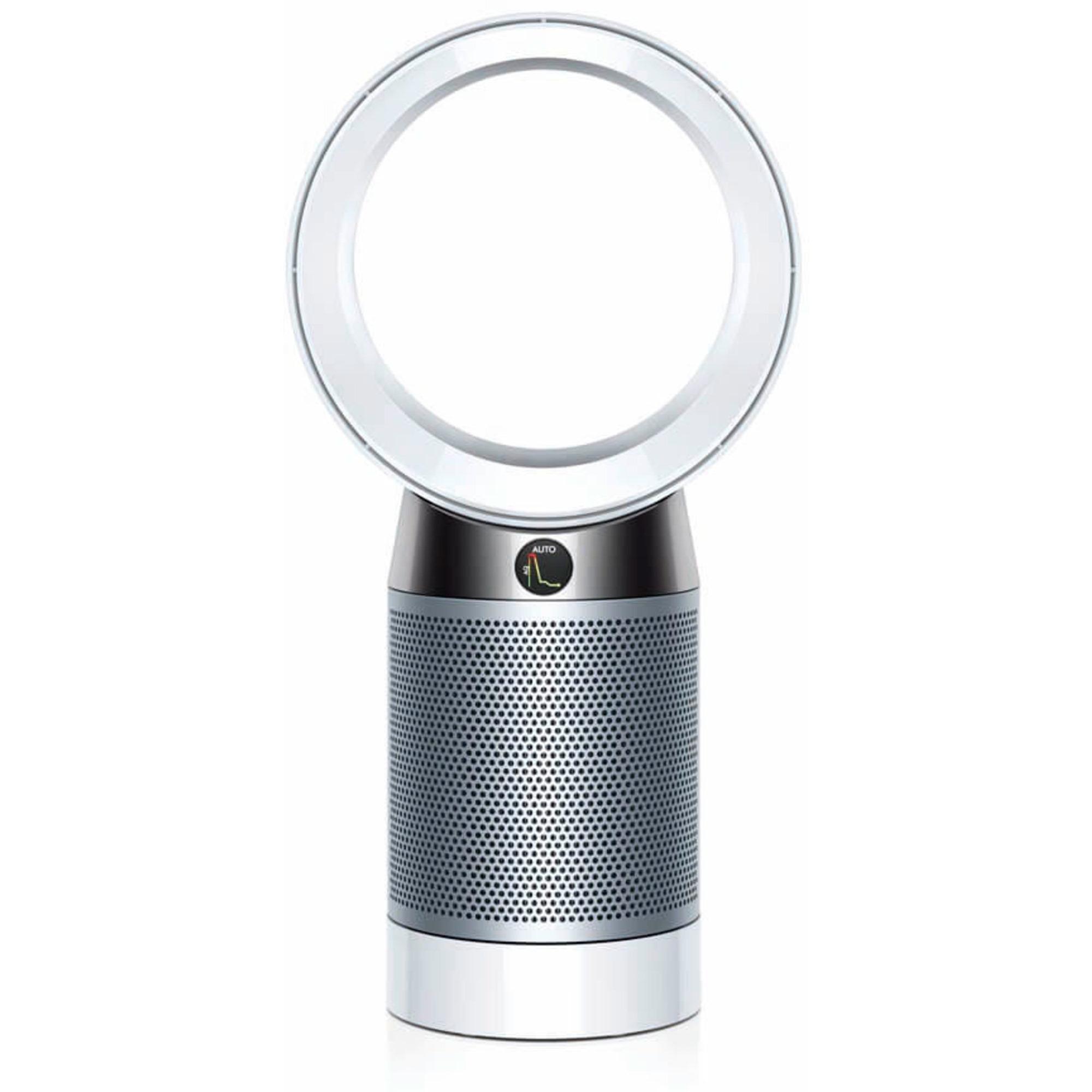 Dyson DP04 Deskt Purifier Fläkt Silver