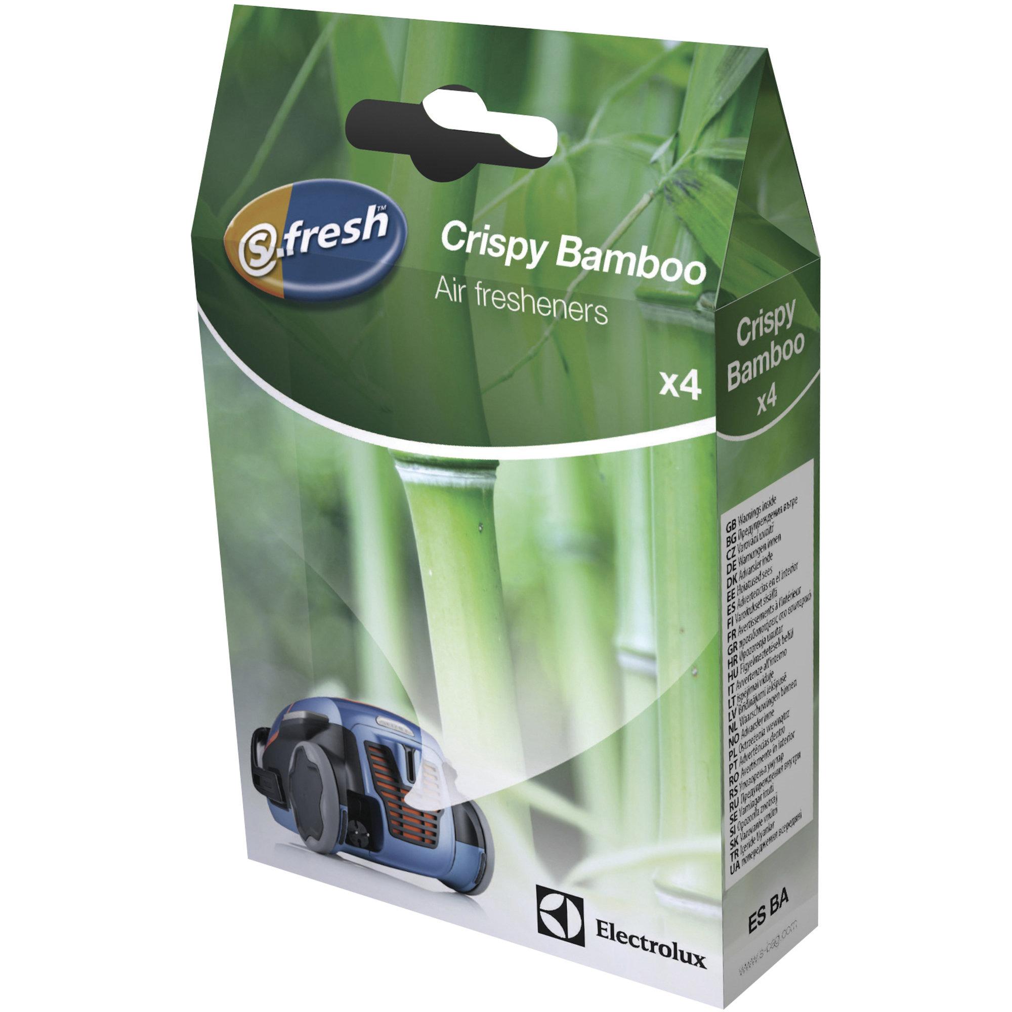 Electrolux S-fresh Crispy Bamboo luftfrisker til støvsuger