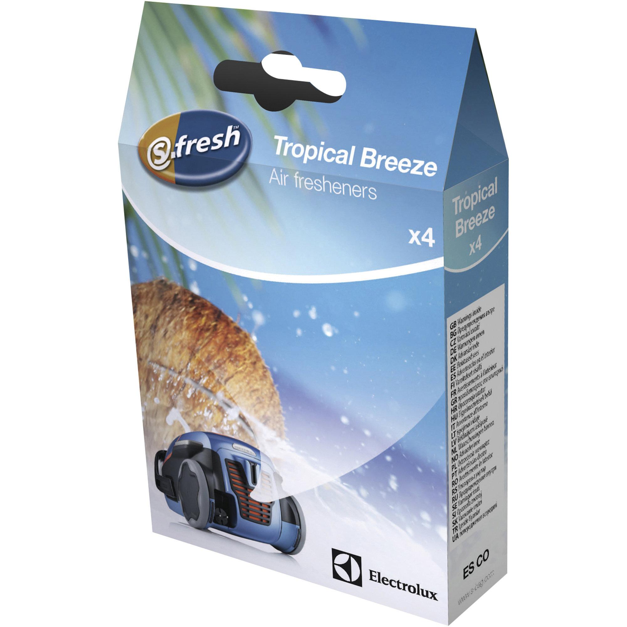 Electrolux S-fresh Tropical Breeze luftfrisker til støvsuger