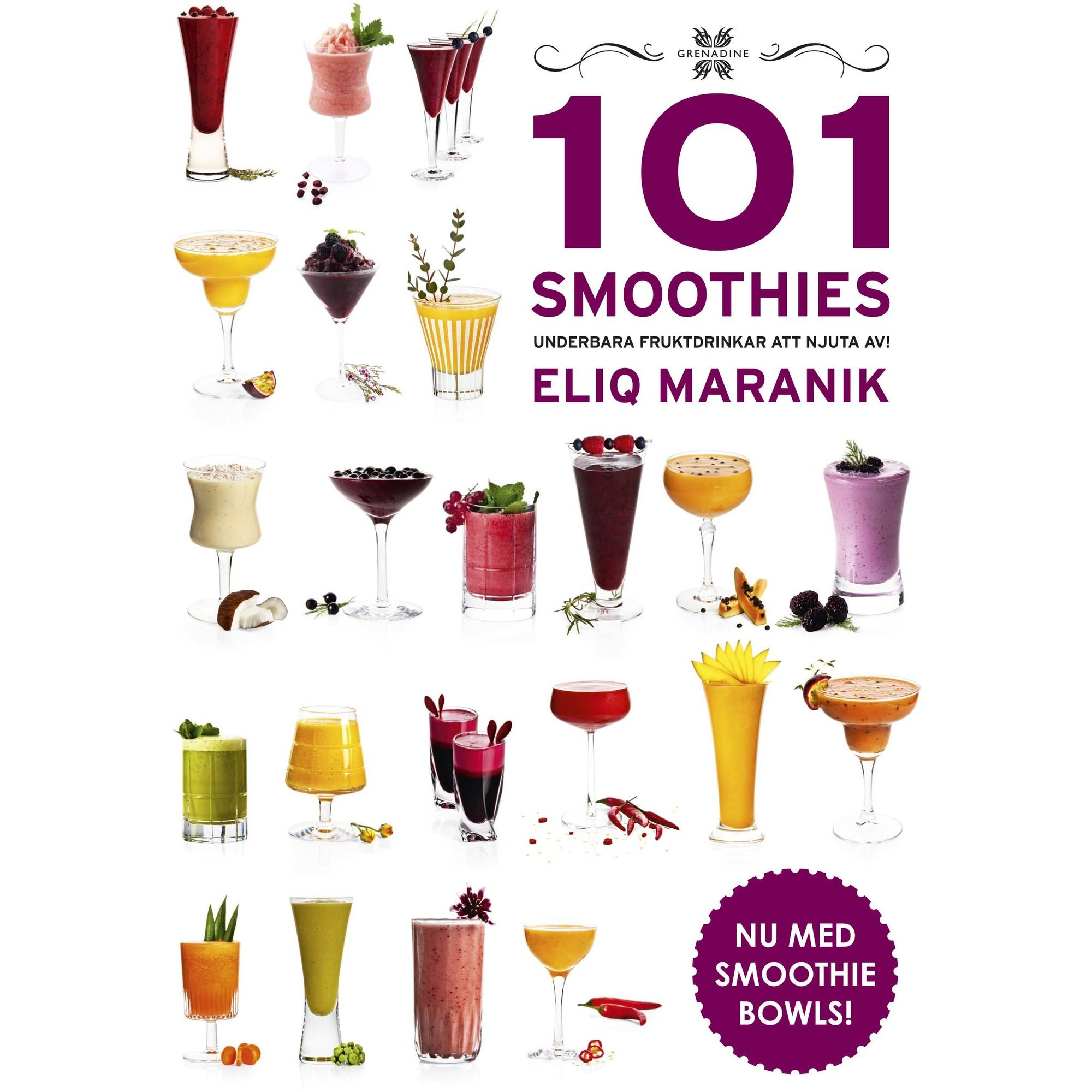 Kitchen Basic Eliq Maraniq 101 Smoothies