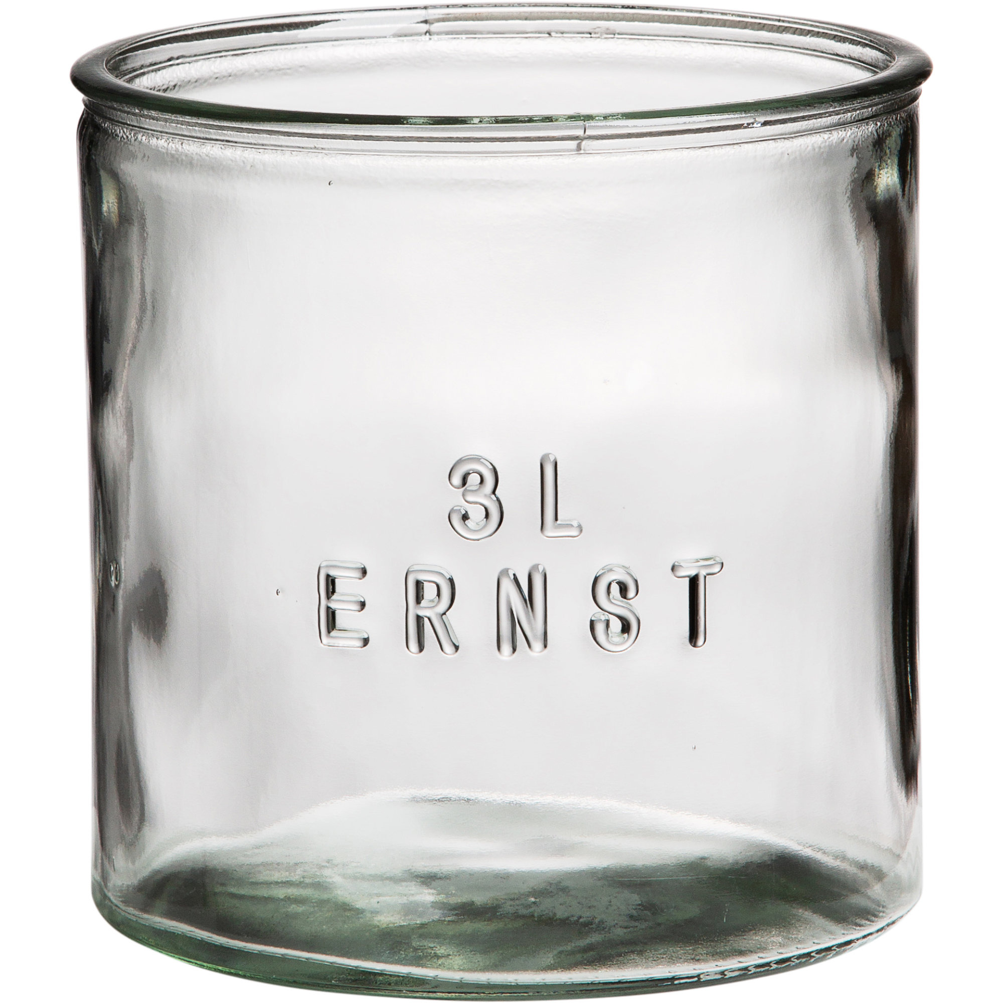 Ernst Glaskruka 3 Liter