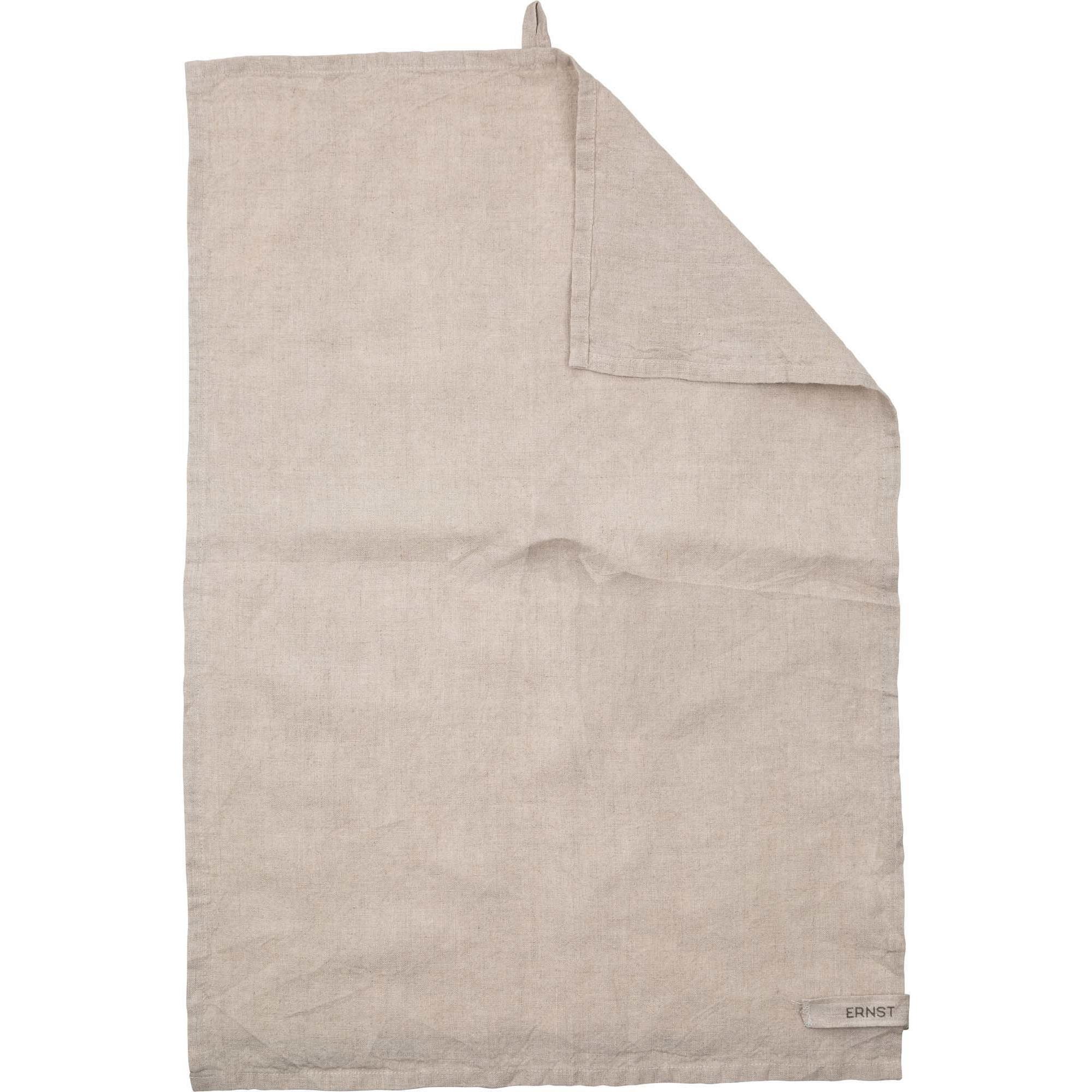 Ernst Kökshandduk linne 47×70 natur