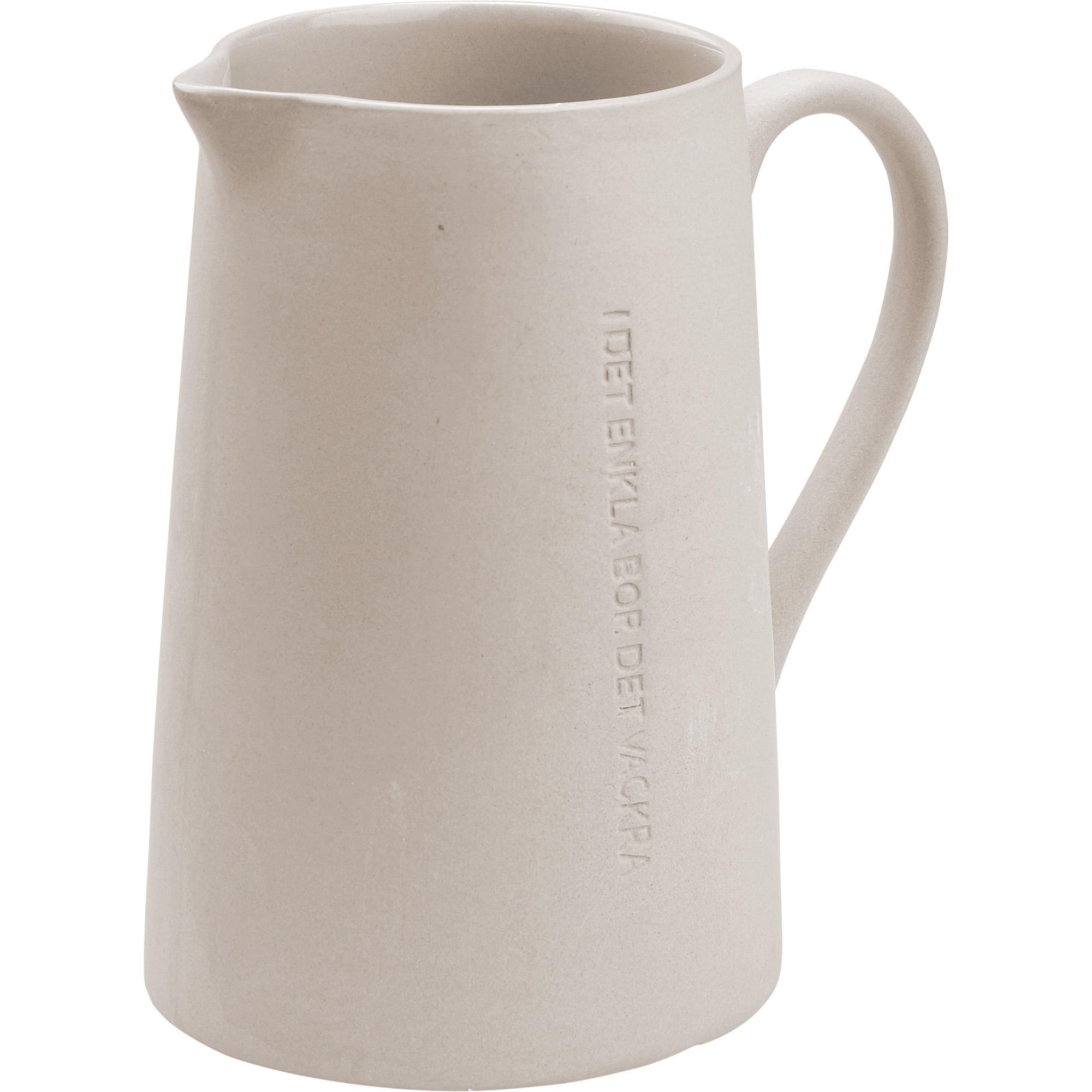Ernst Mjölkkanna I det enkla Natur
