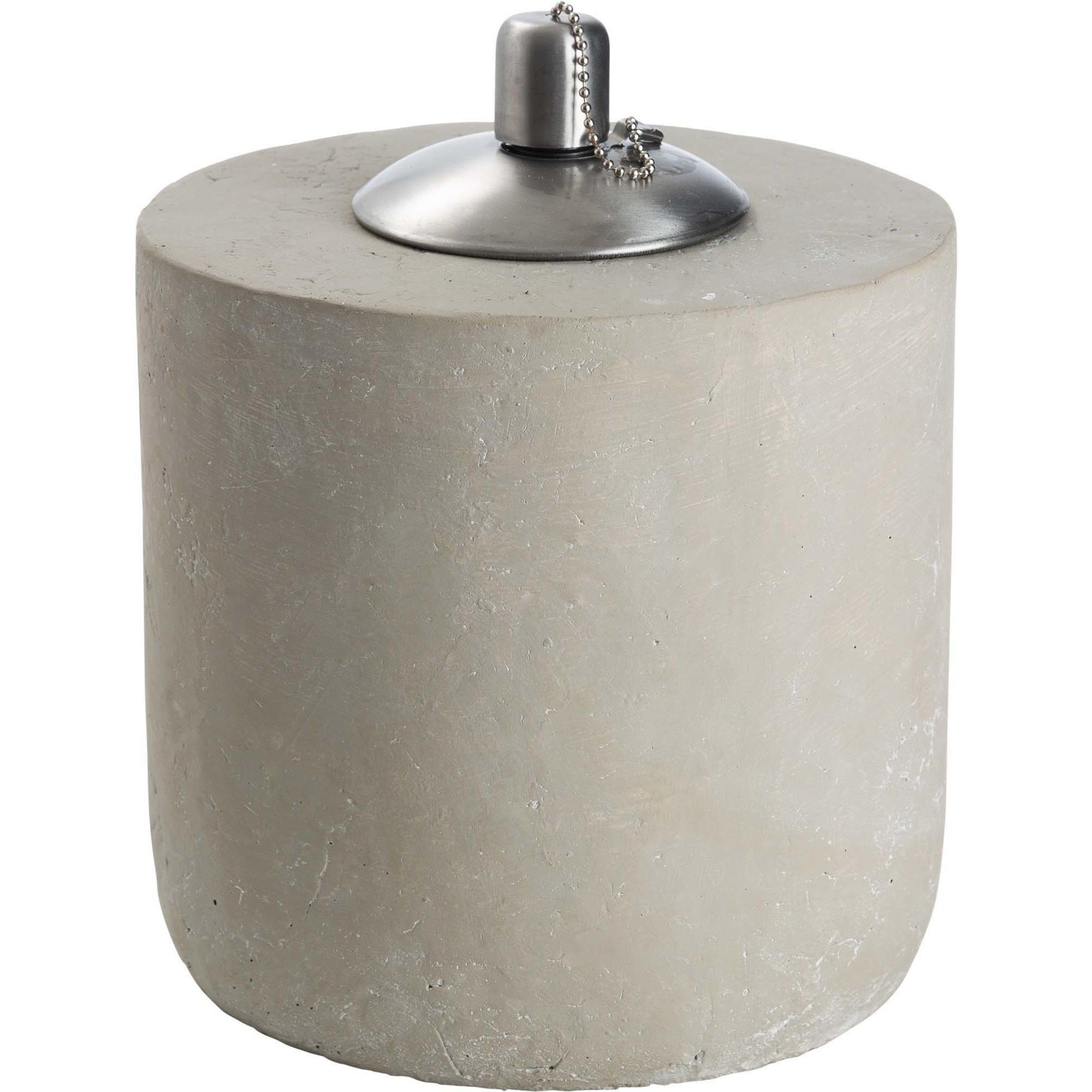 Ernst Oljelykta i cement d18 h175