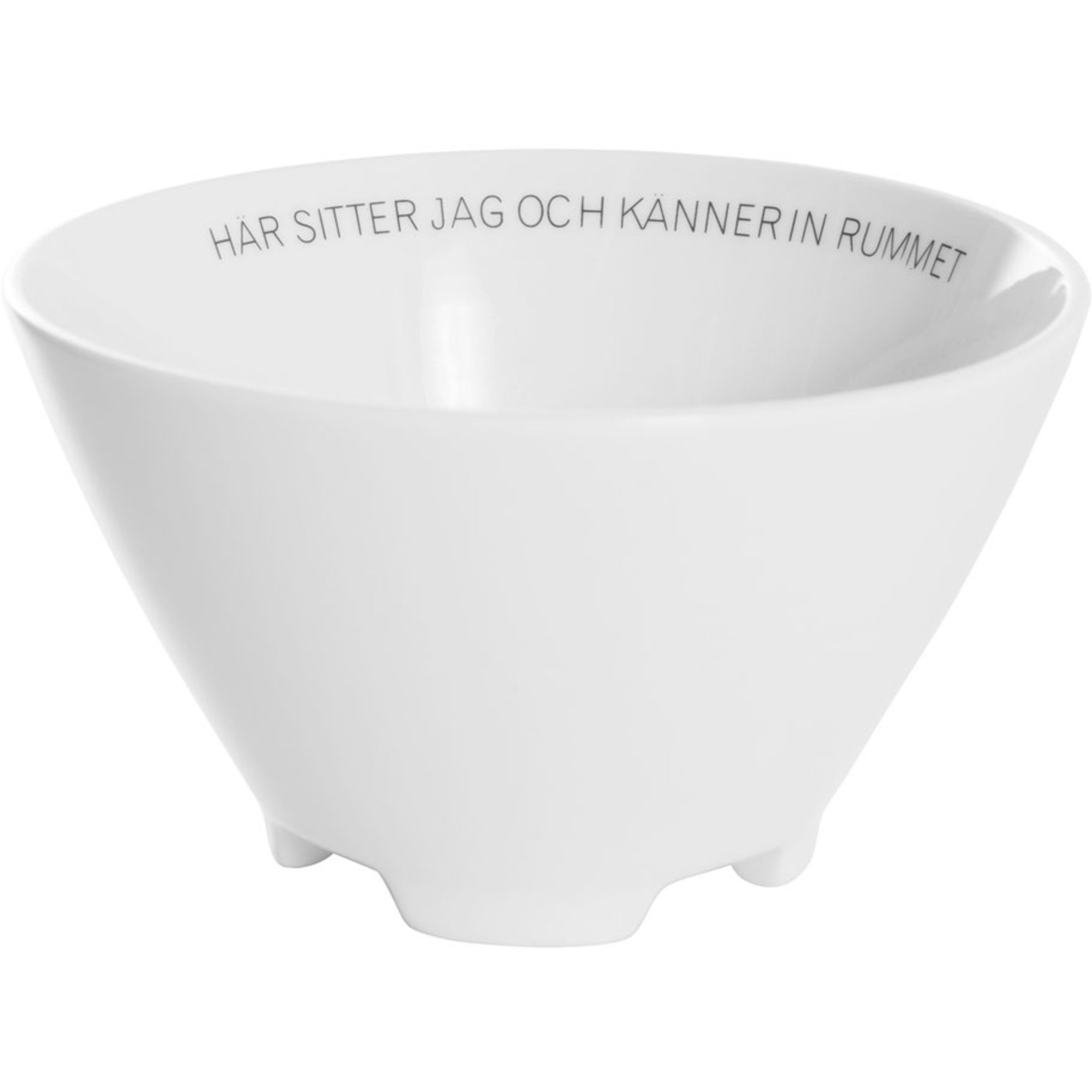 Ernst Skål 'Rummet'