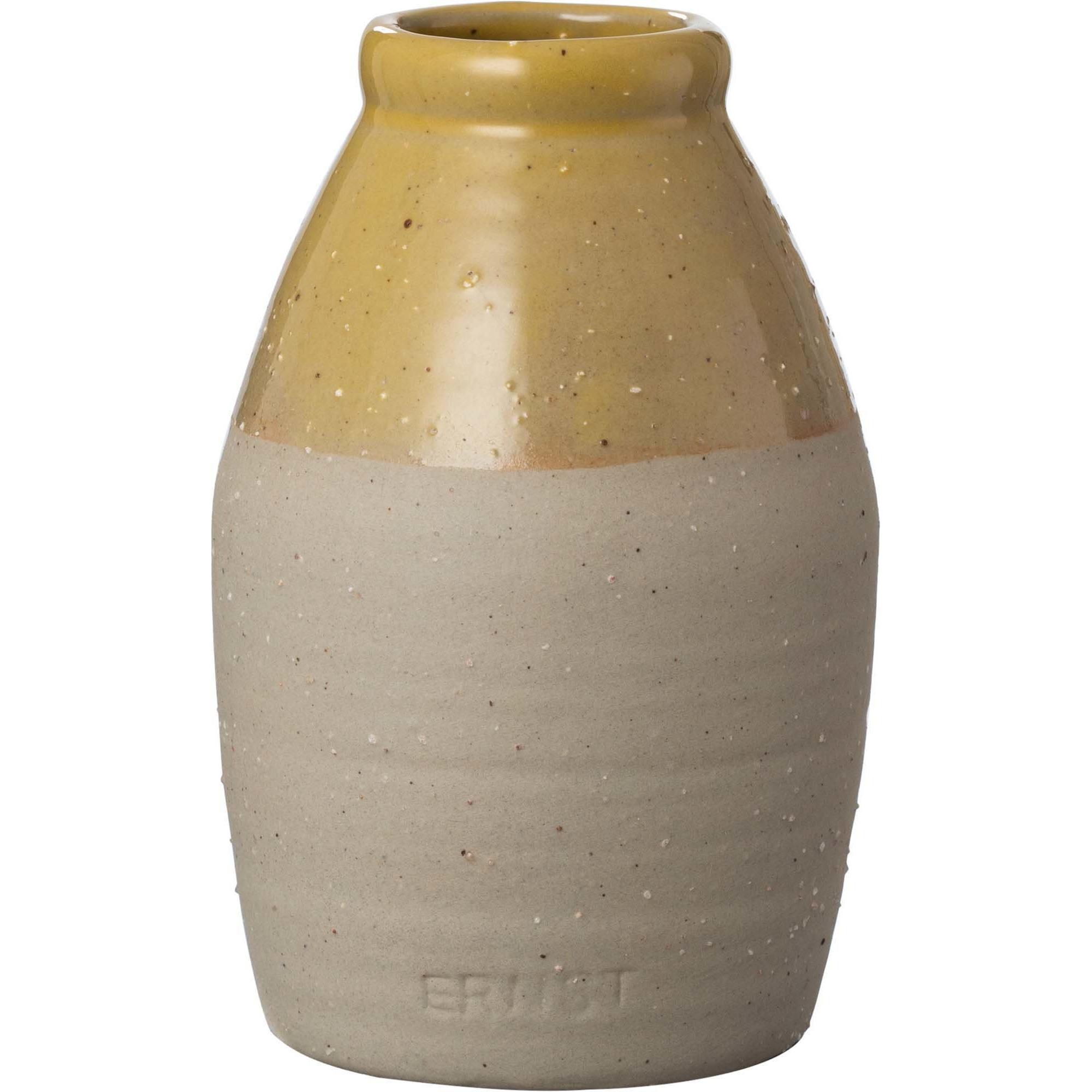 Ernst Vas halvglaserad d7 h11 sand/gul