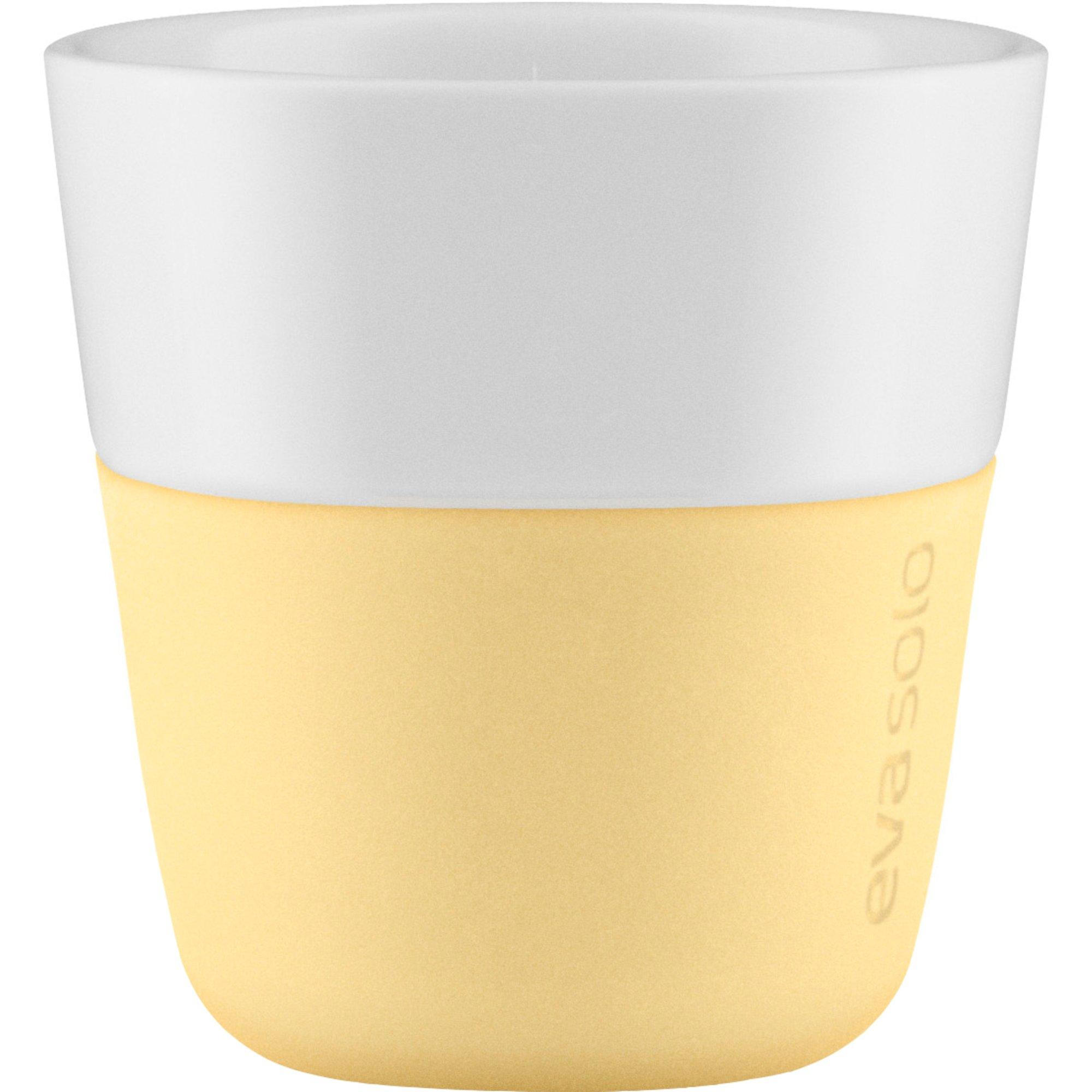 Eva Solo Espresso-mugg 2 st. Lemon drop