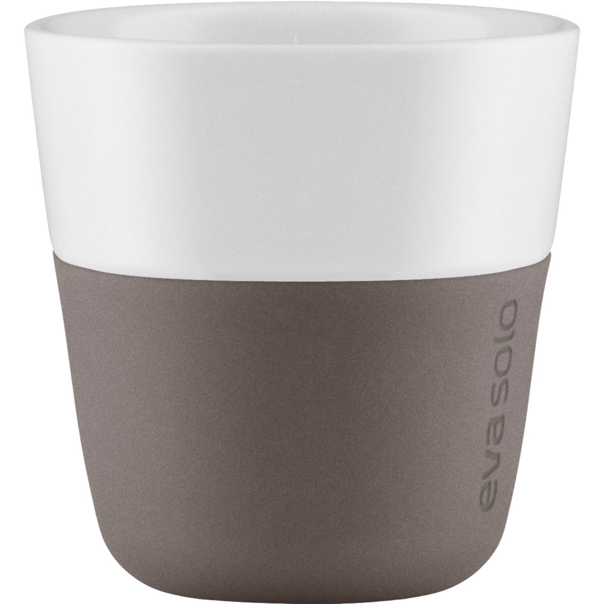 Eva Solo Espresso-mugg 2 st. Taupe