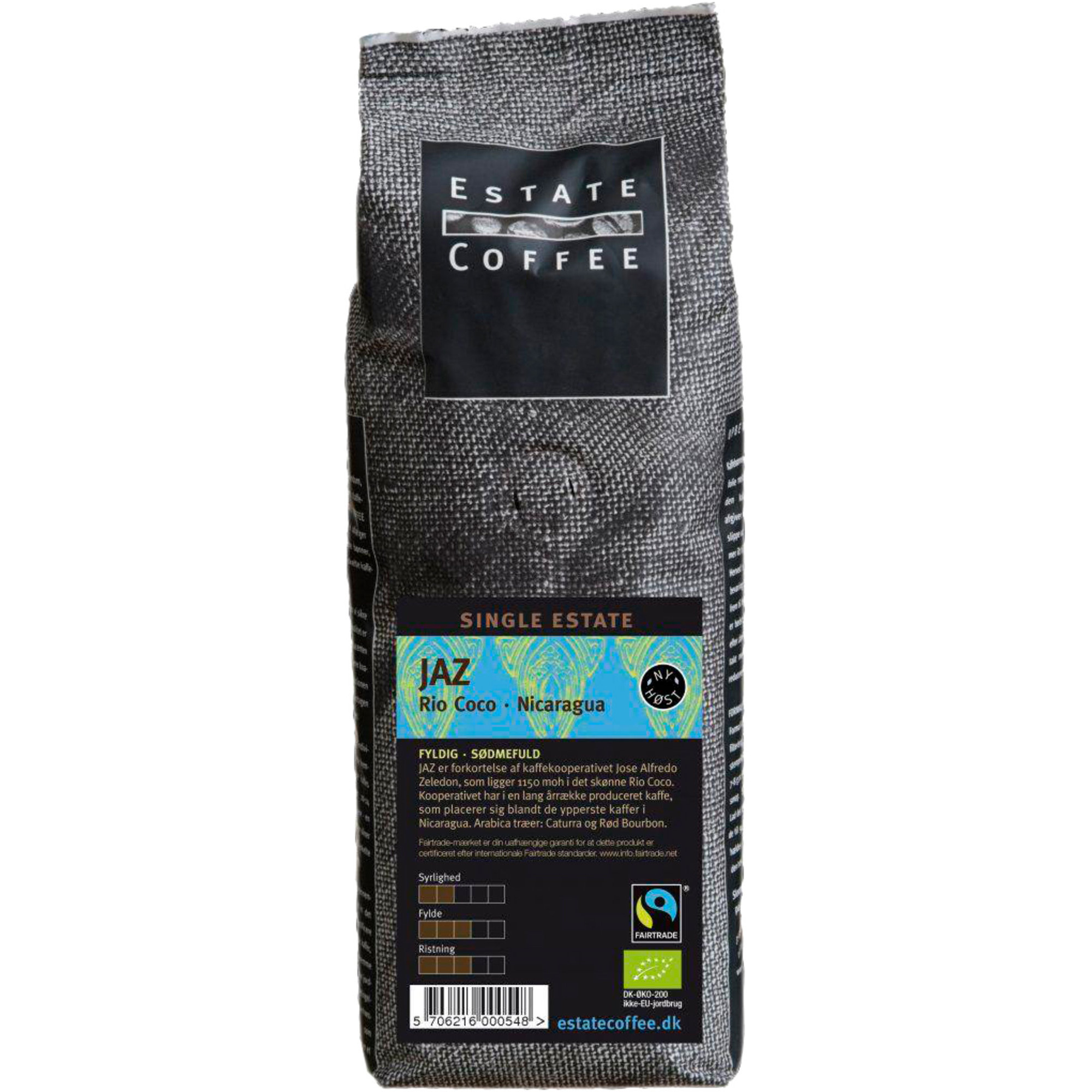 Estate Coffee JAZ Espresso 200g