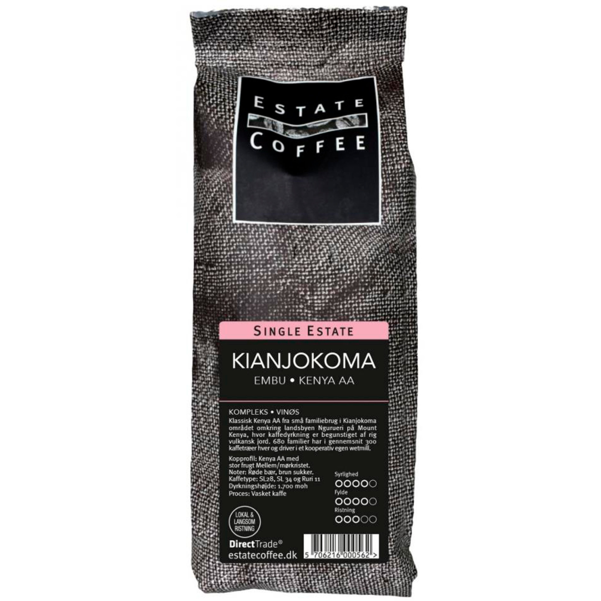 Estate Coffee Kianjokoma Espresso 200g