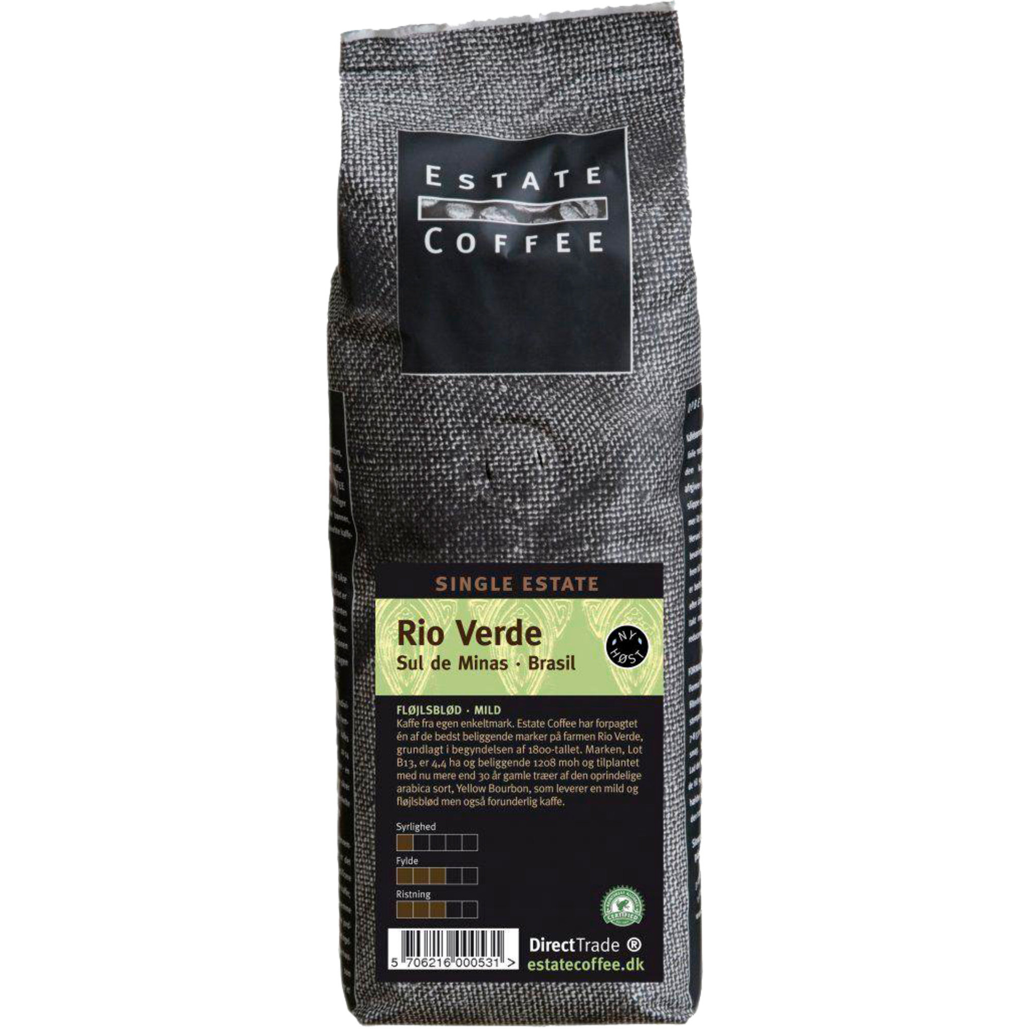 Estate Coffee Rio Verde kaffe