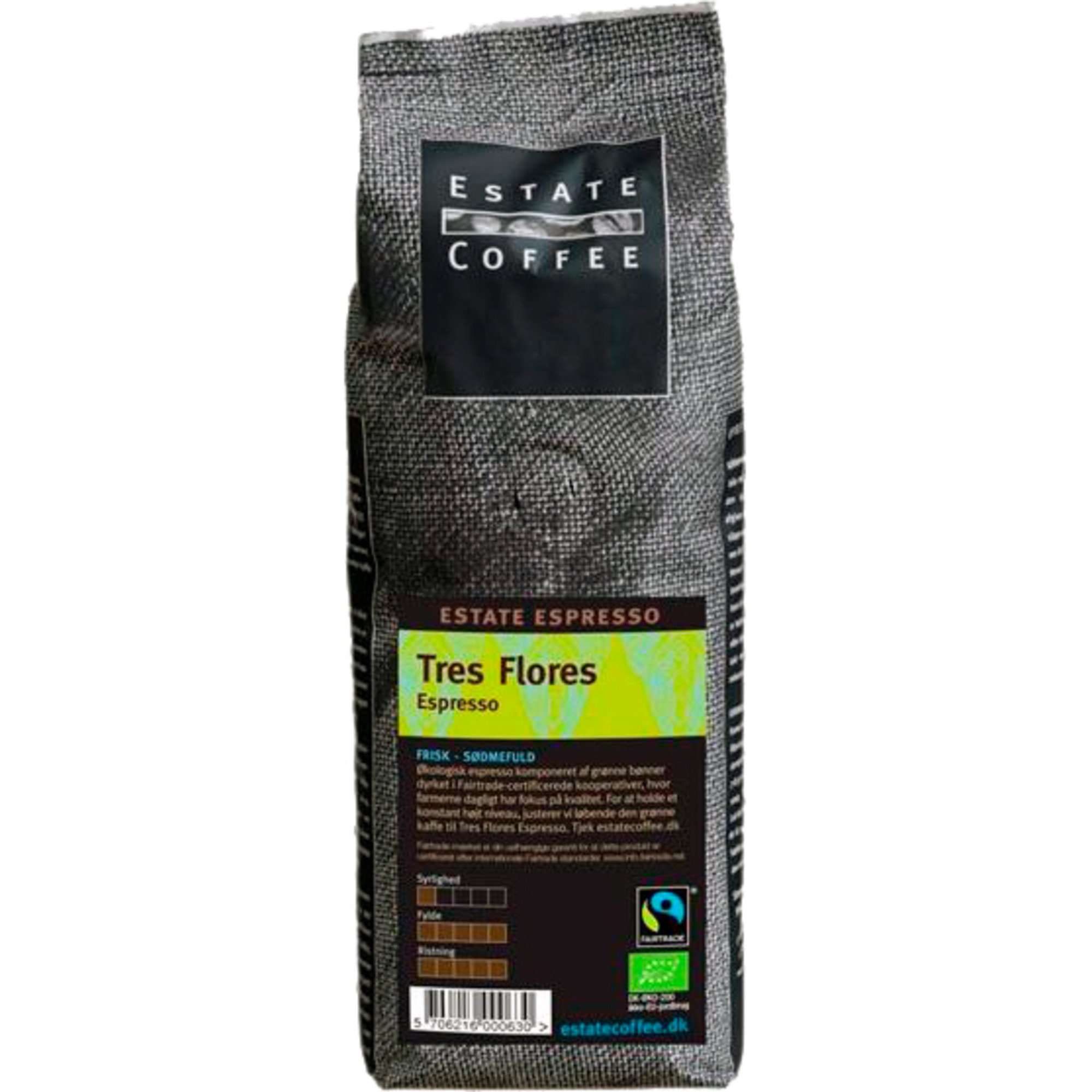 Estate Coffee Tres Flores Espresso 200g