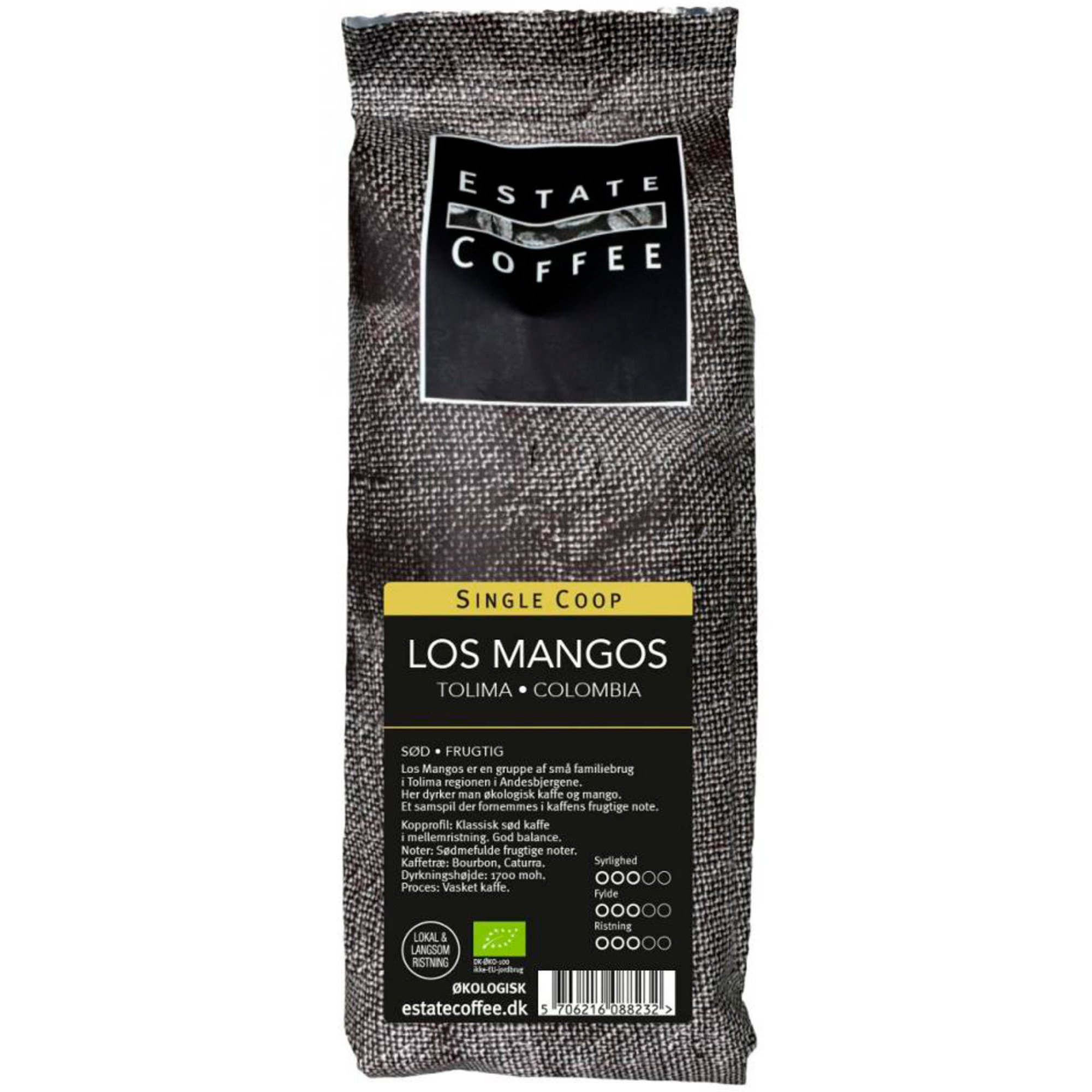 Estate Coffee Espresso Los Mangos