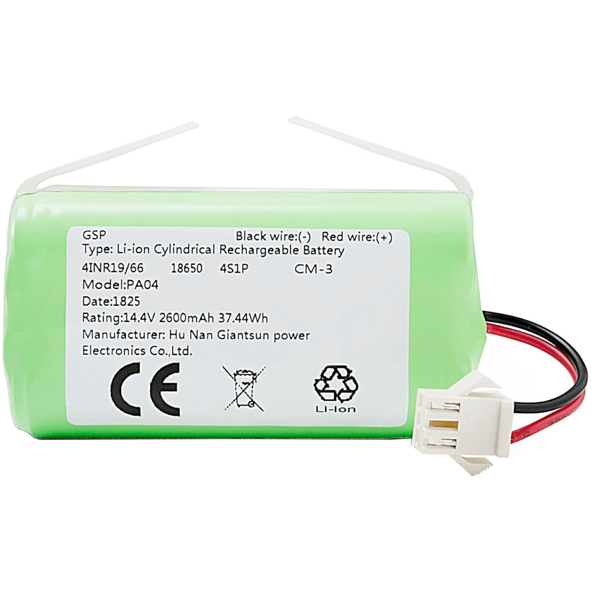 Eufy RoboVac batteripack 11S/15C/35C/G10
