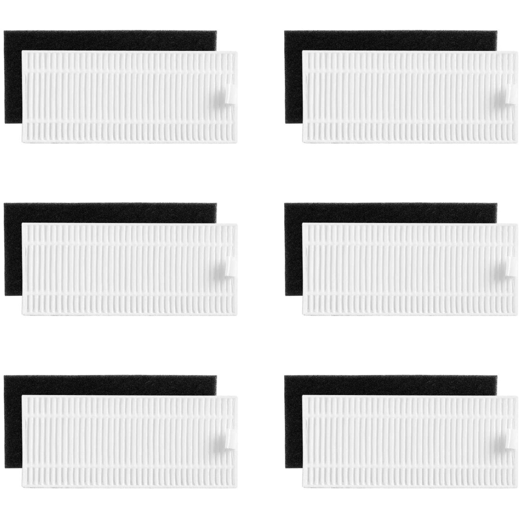 Eufy RoboVac filterset 6 st. 11S/15C/30C/35C
