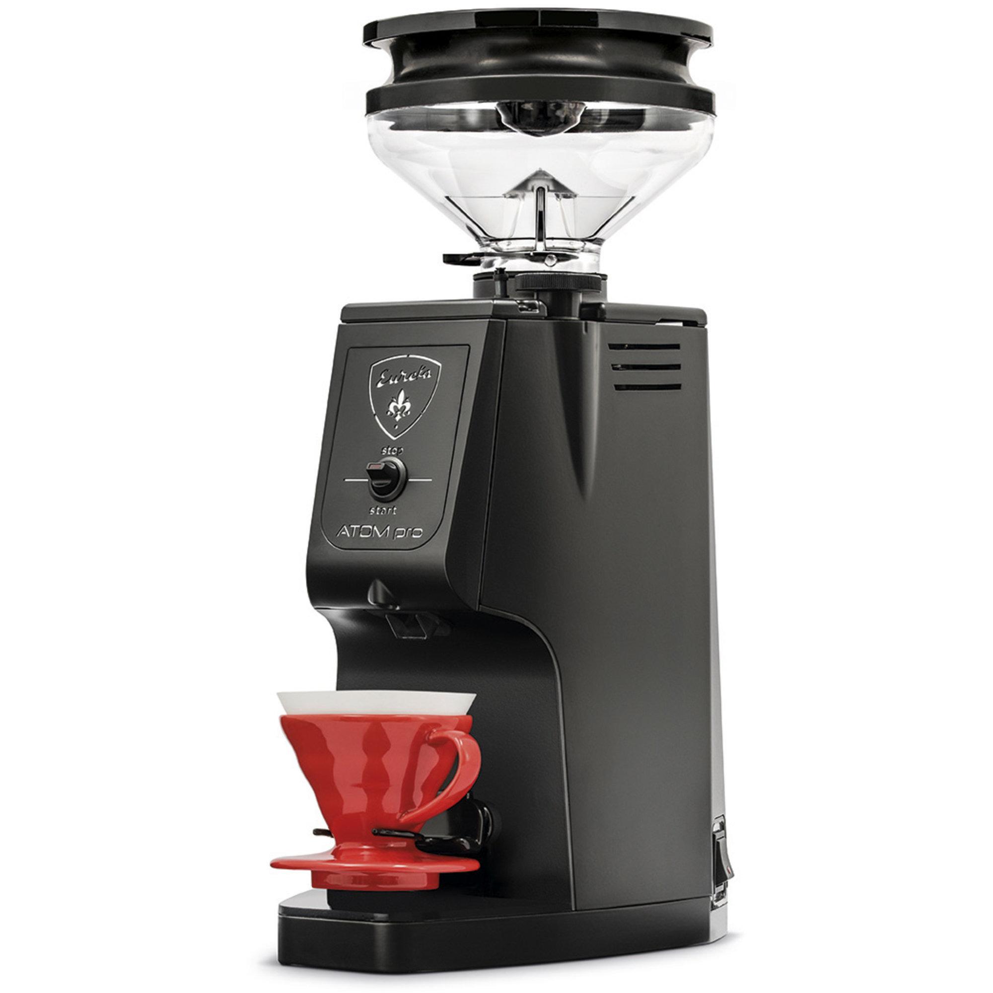 Eureka ATOM Brew Pro elektrisk kaffekvarn