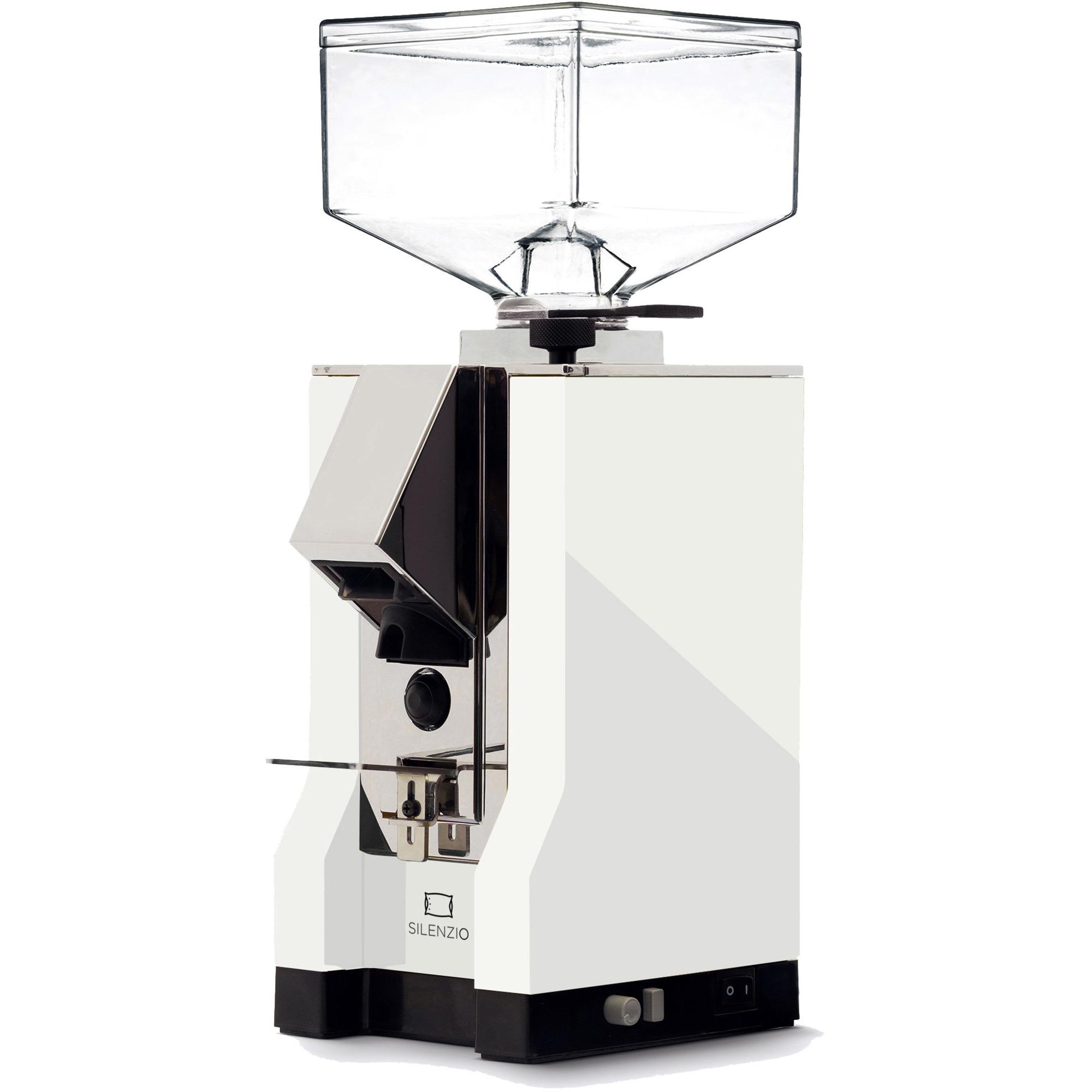 Eureka MIGNON Silenzio Elektrisk Kaffekvarn Vit