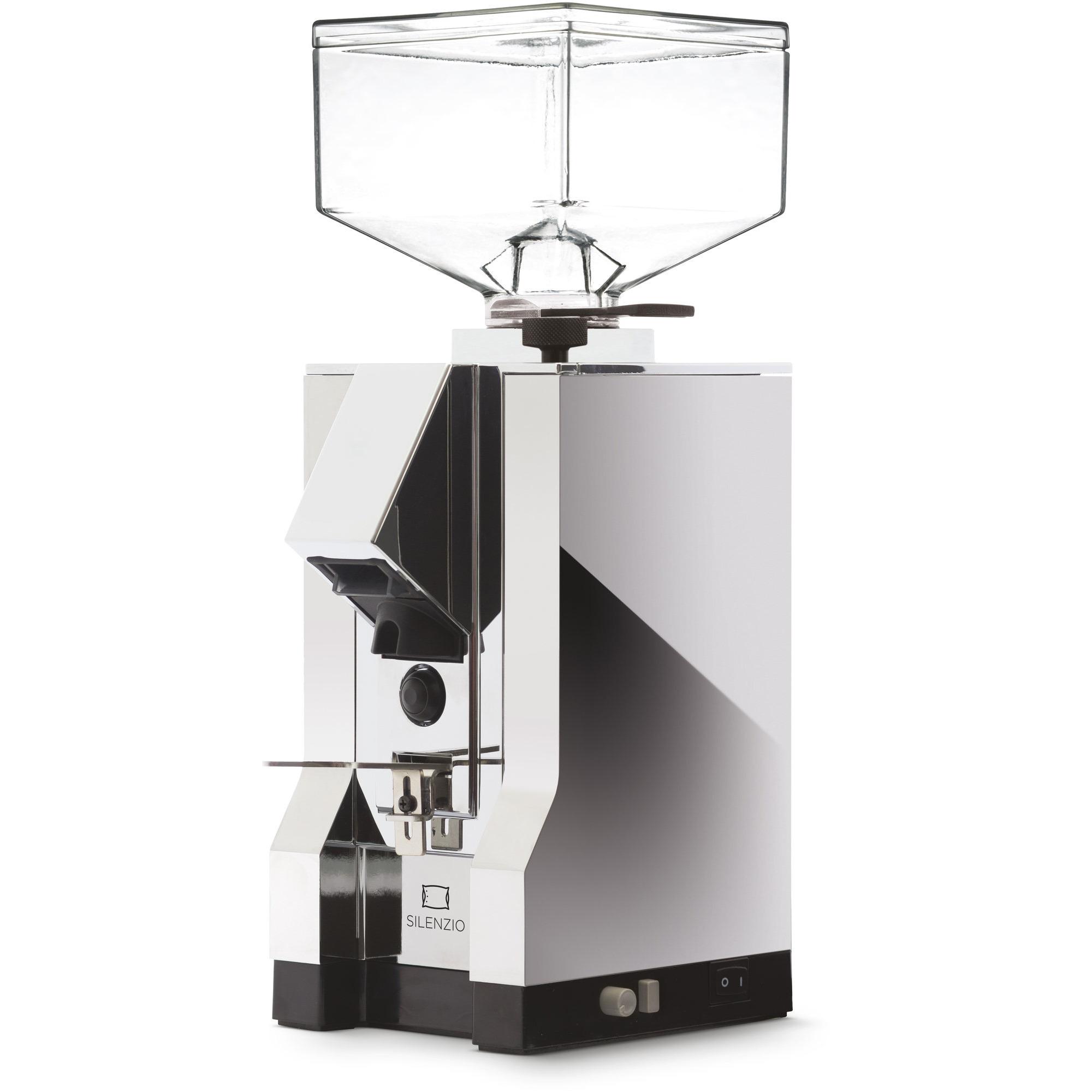 Eureka MIGNON Silenzio Elektrisk Kaffekvarn Chrome