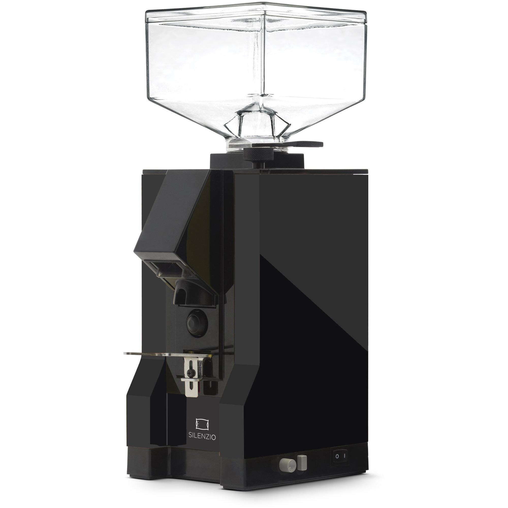 Eureka MIGNON Silenzio Elektrisk Kaffekvarn Svart