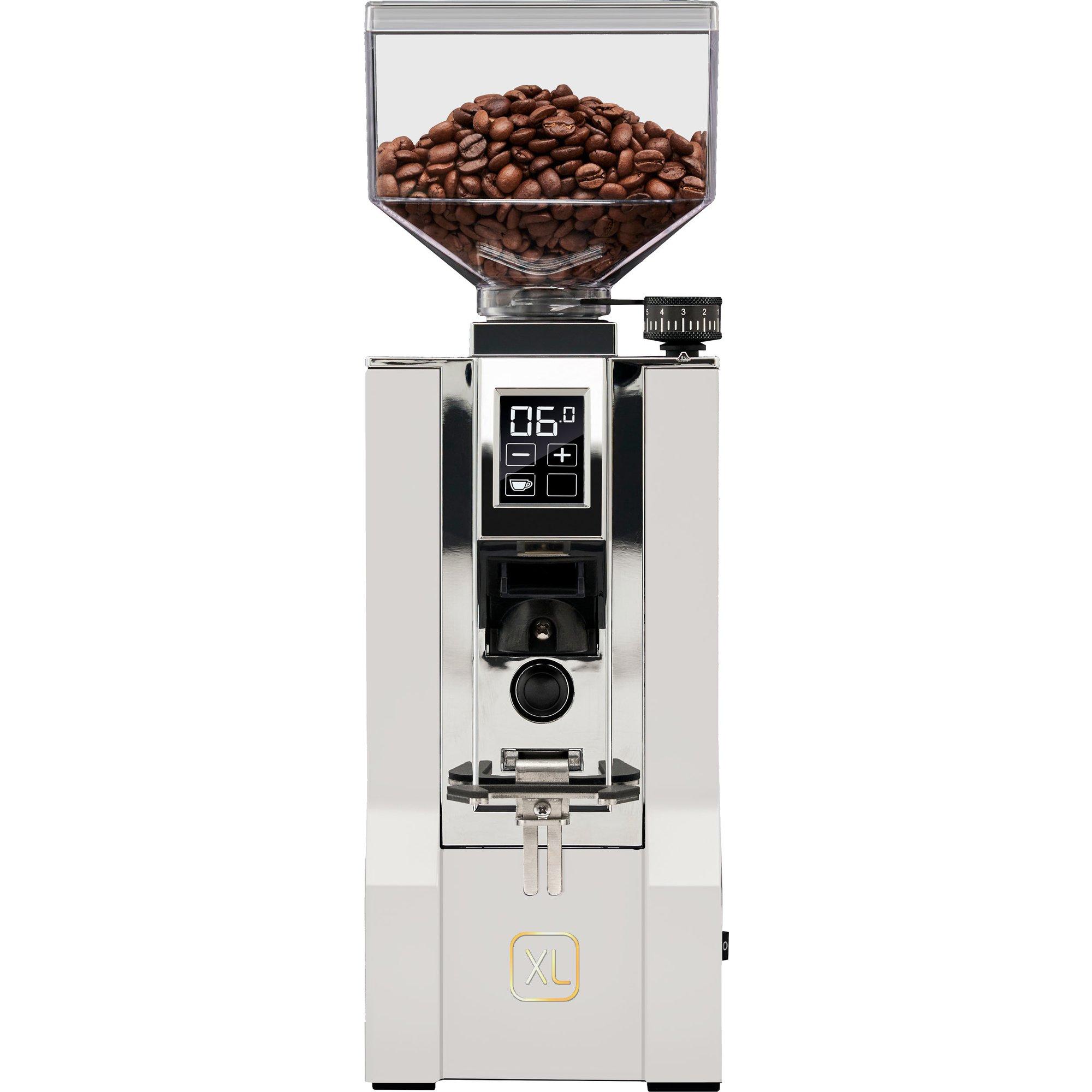 Eureka Mignon XL Kaffekvarn vit