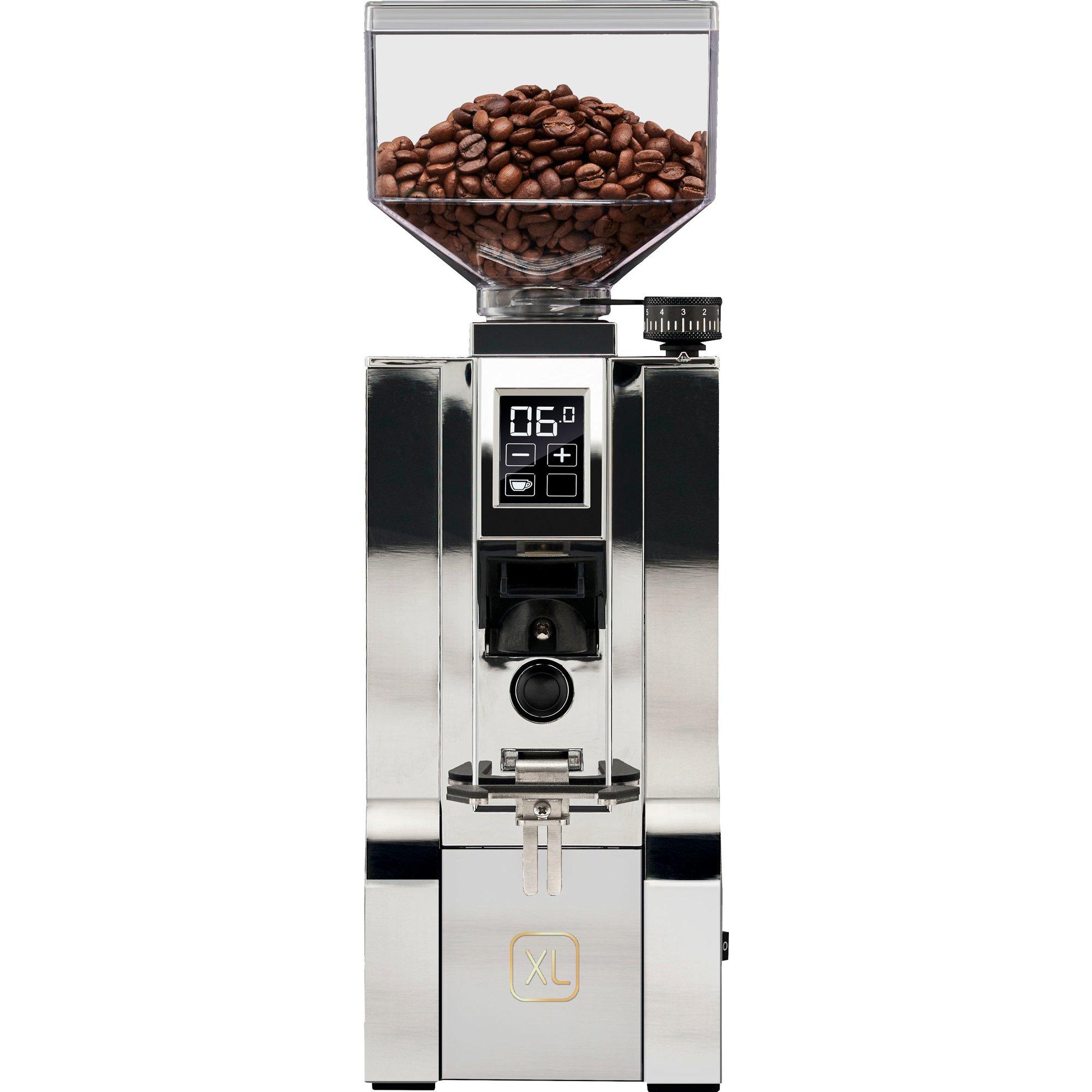 Eureka Mignon XL Kaffekvarn krom