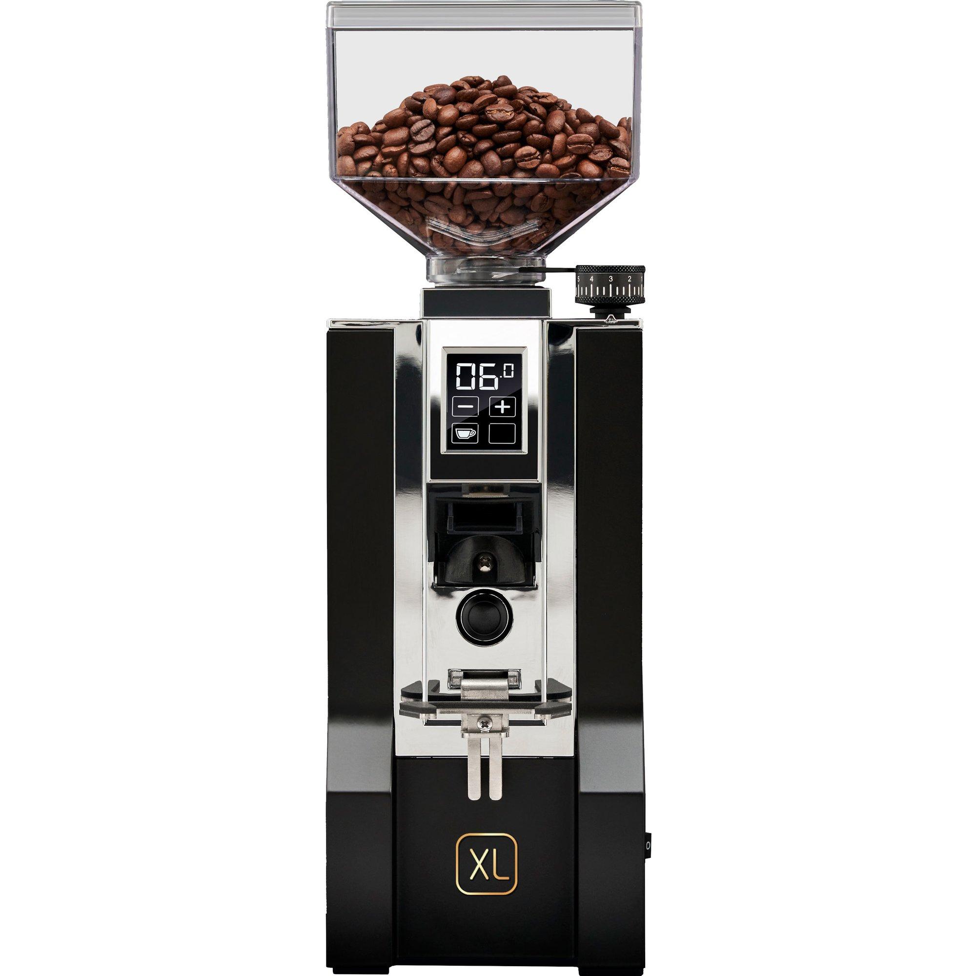 Eureka Mignon XL Kaffekvarn mattsvart