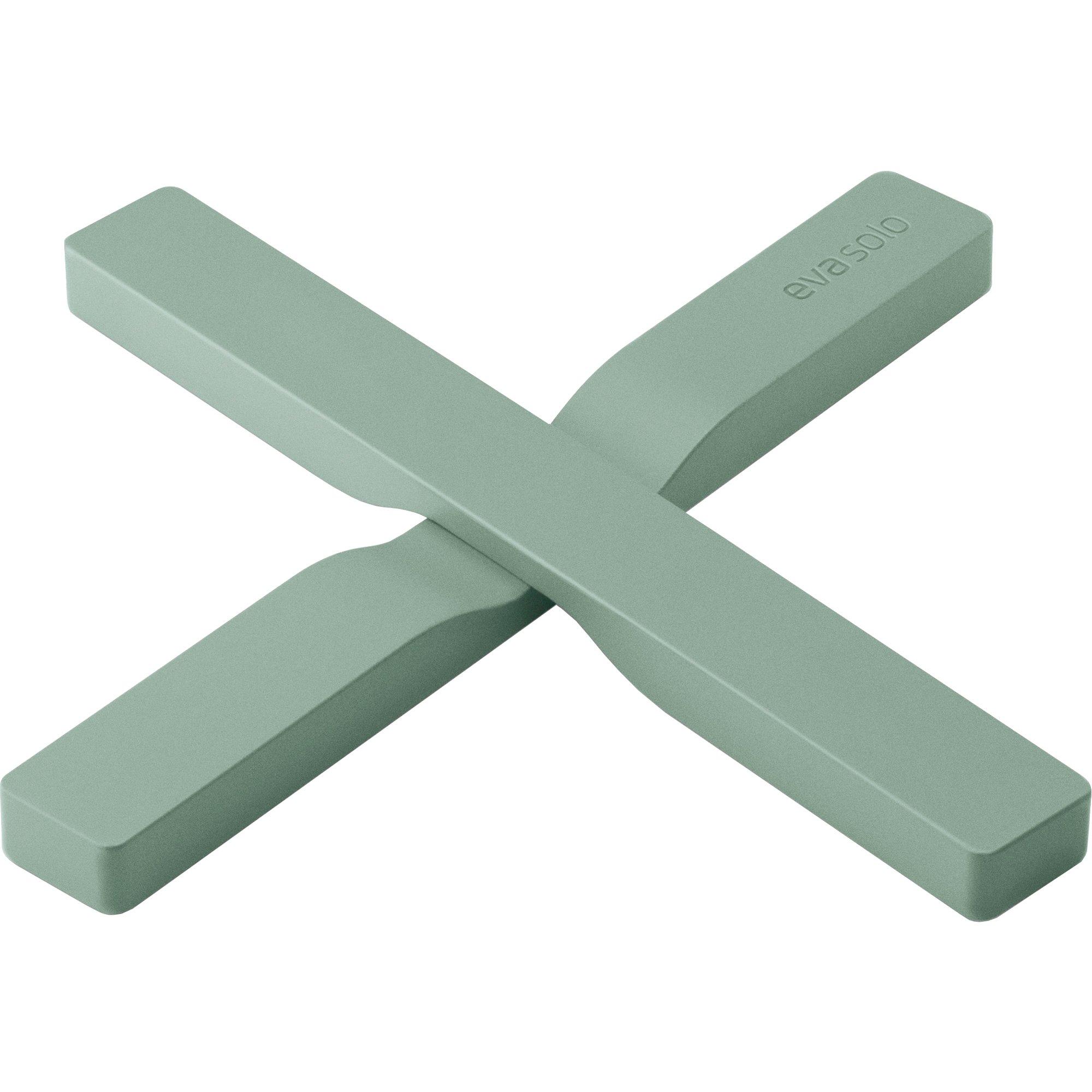 Eva Solo 2 Magnetiska grytunderlägg faded green