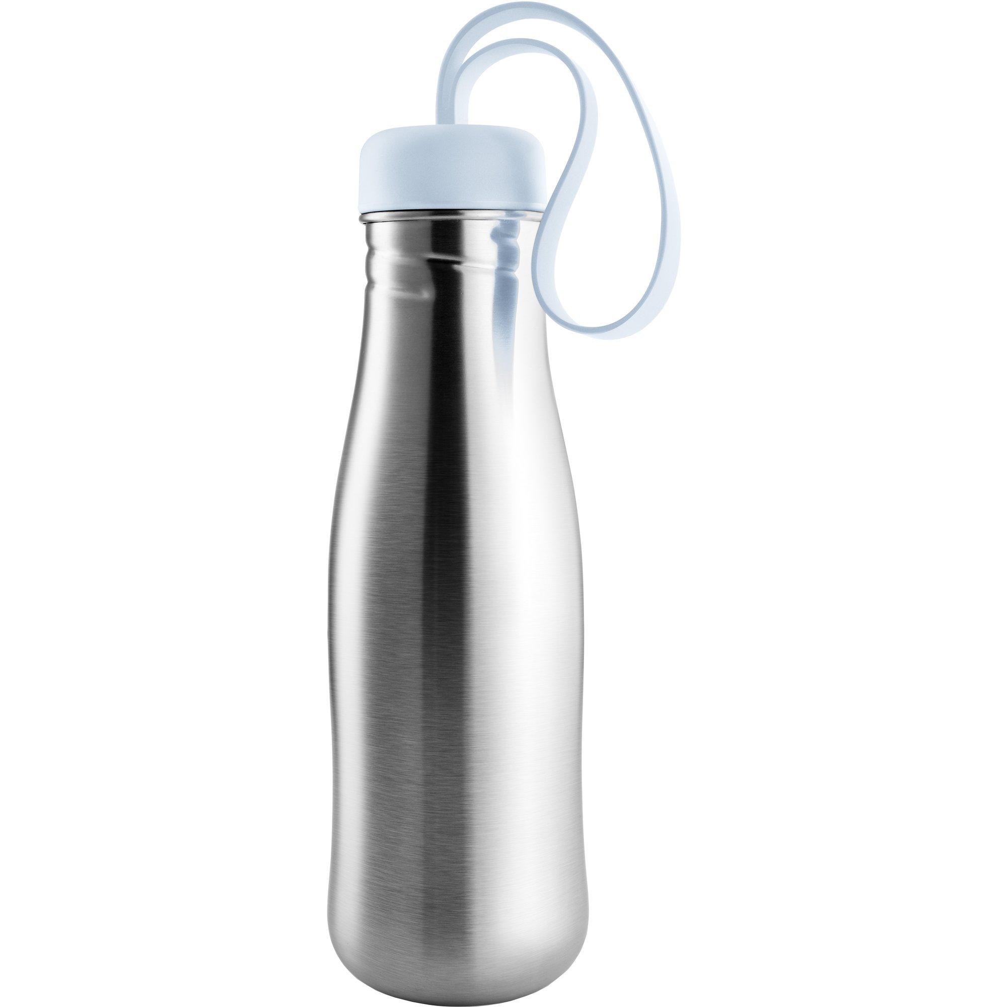 Eva Solo Active Dricksflaska 07 liter Ljusblå
