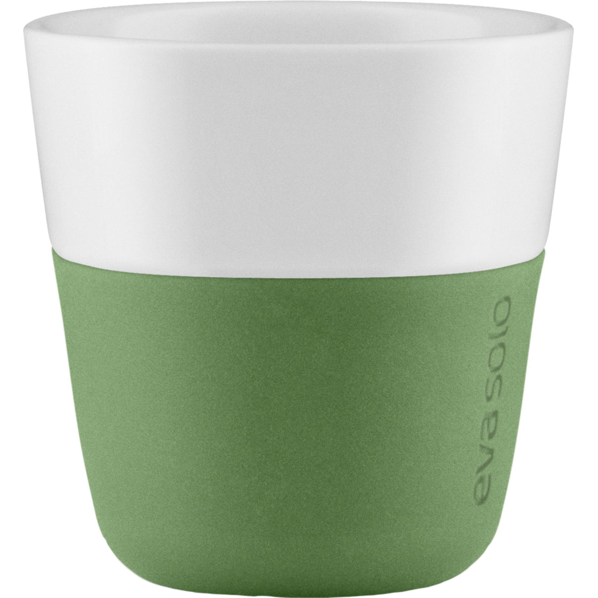 Eva Solo 2 Espressomuggar Botanic Green
