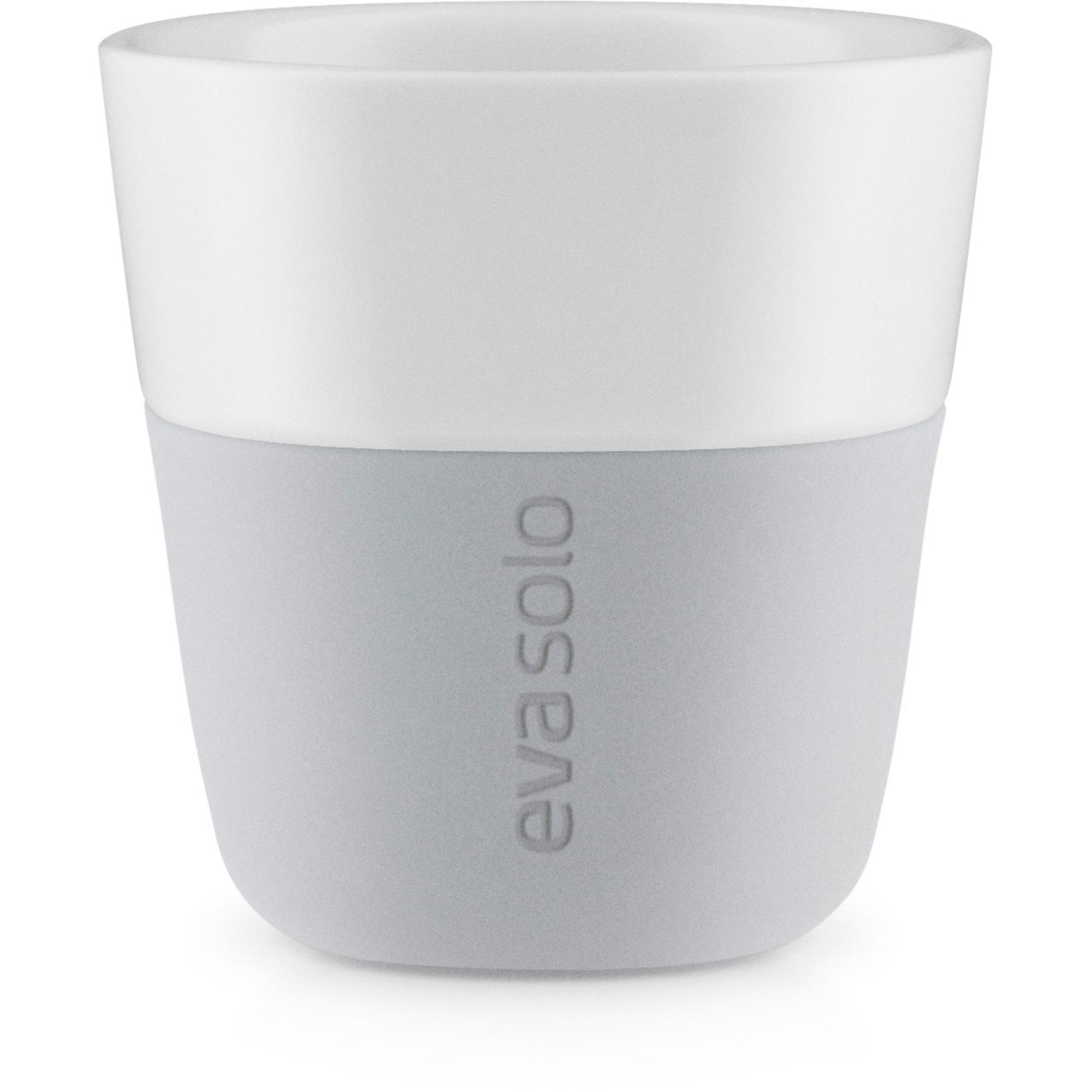Eva Solo Espressokopp 2 stk. Marble grey