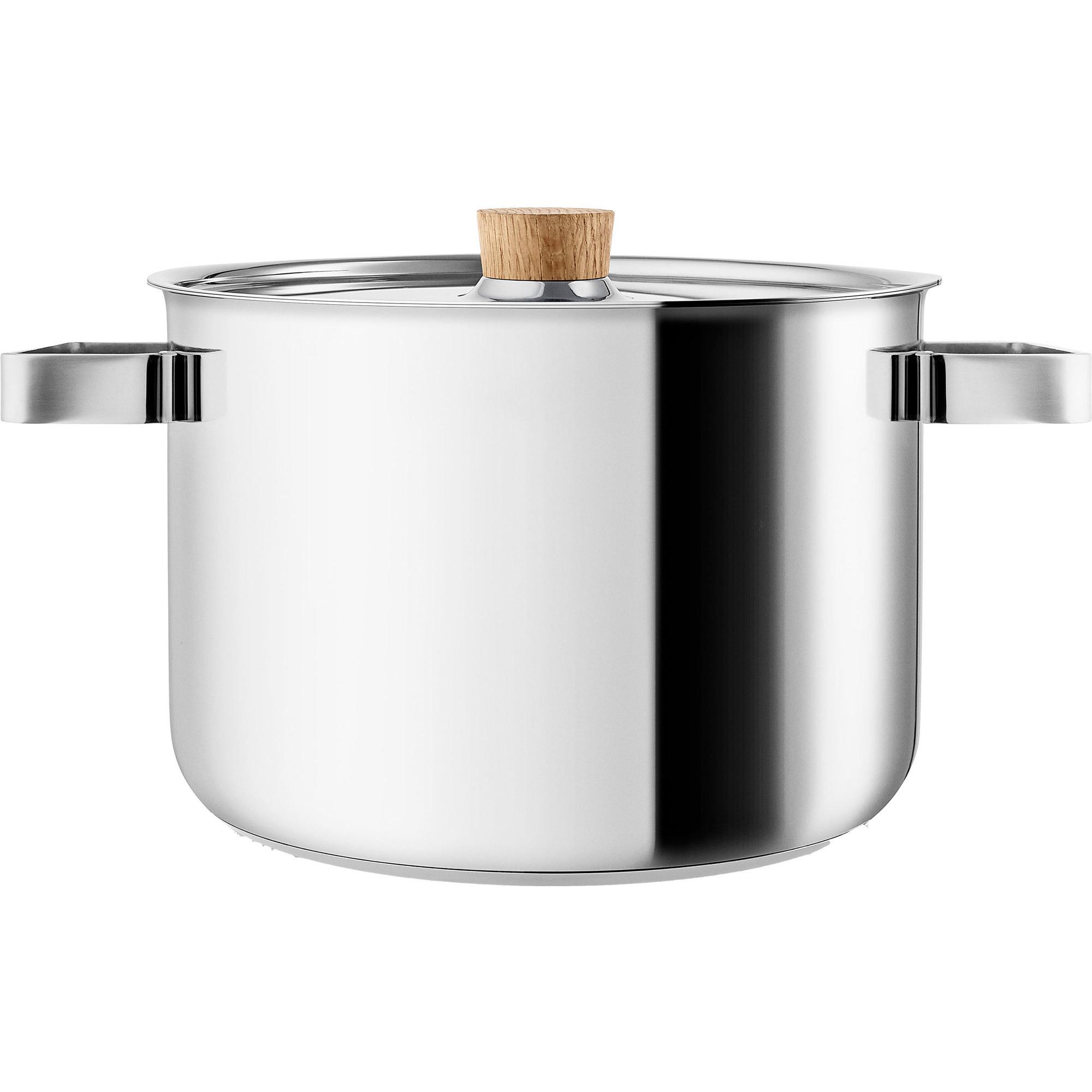 Eva Solo Nordic Kitchen Gryta 4,0 L i Rostfritt Stål