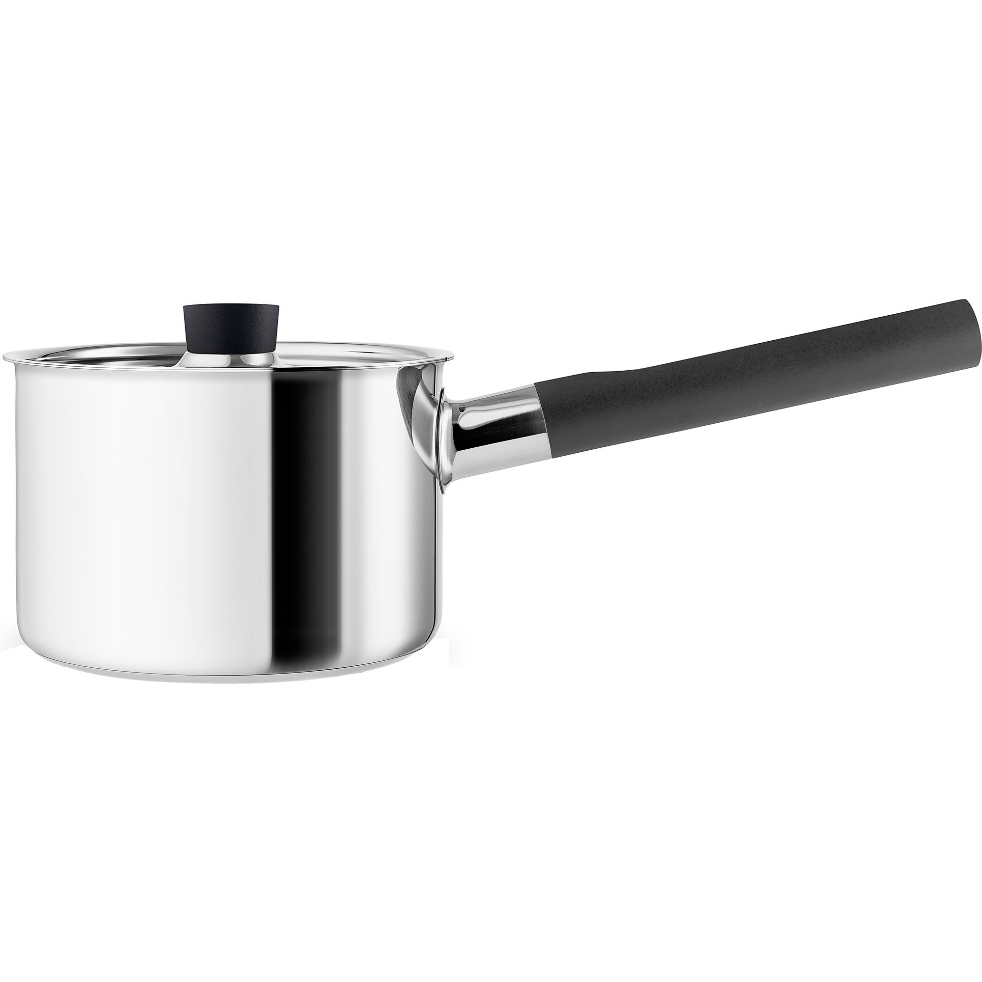 Eva Solo Nordic Kitchen Kastrull stål/svart 2 L