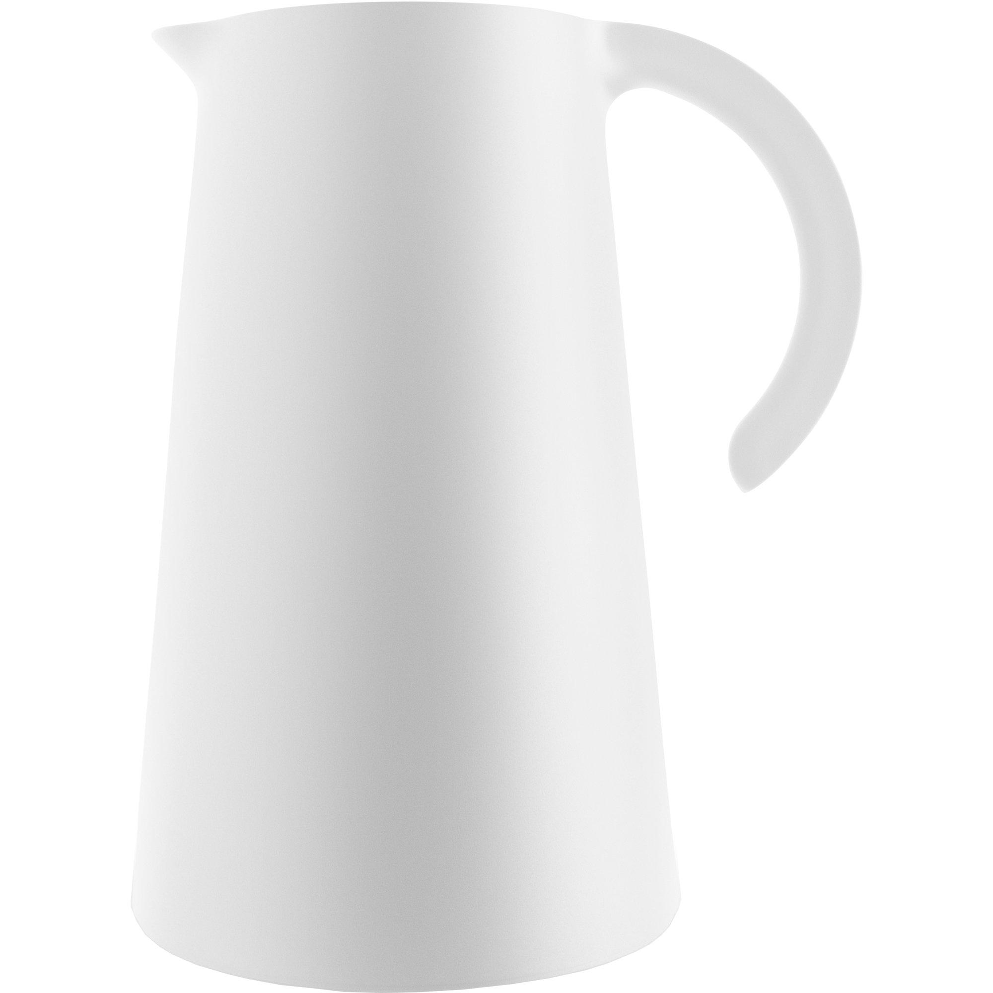 Eva Solo Rise Termoskanna 1 liter White