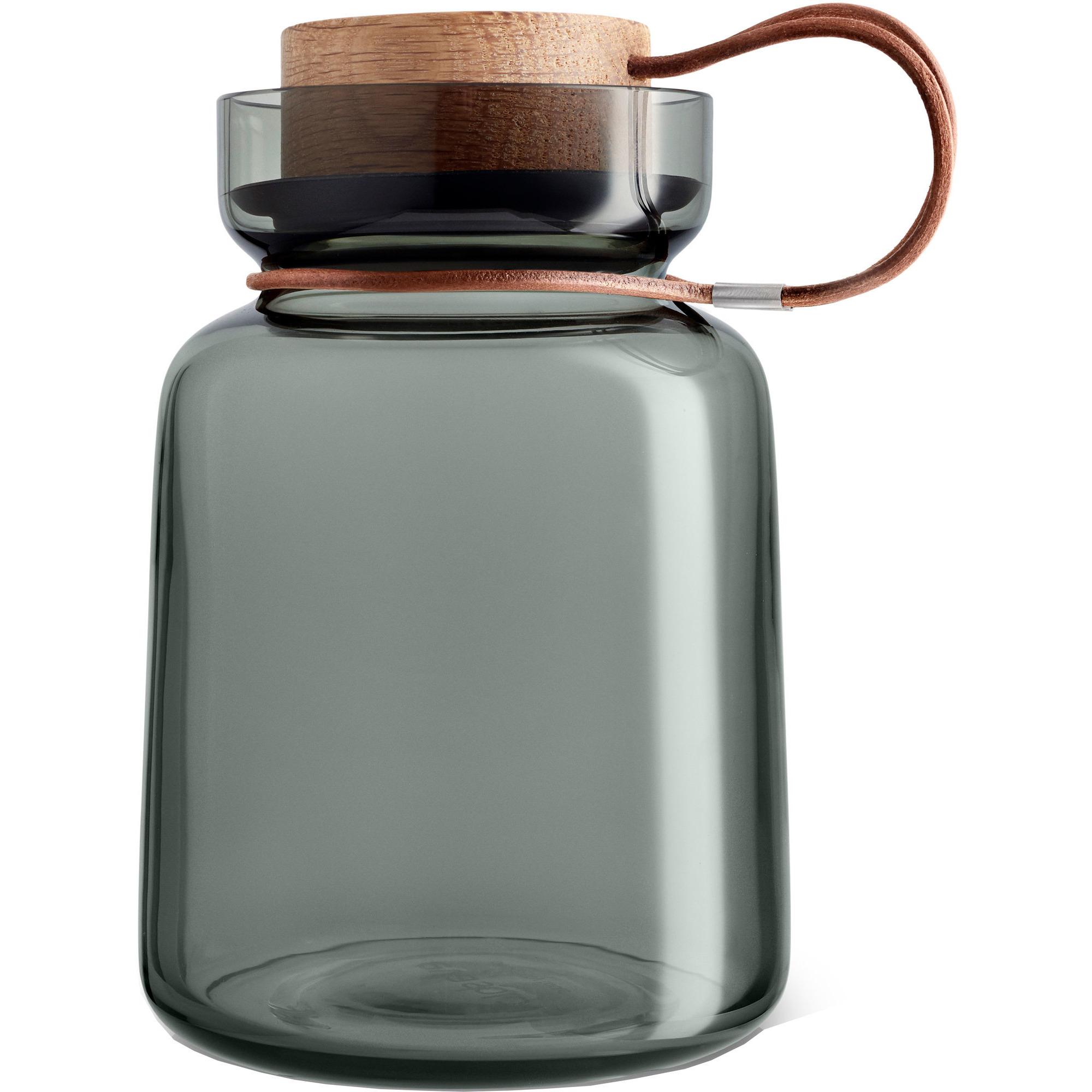Eva Solo Silhouette Förvaringsburk i glas 1 L