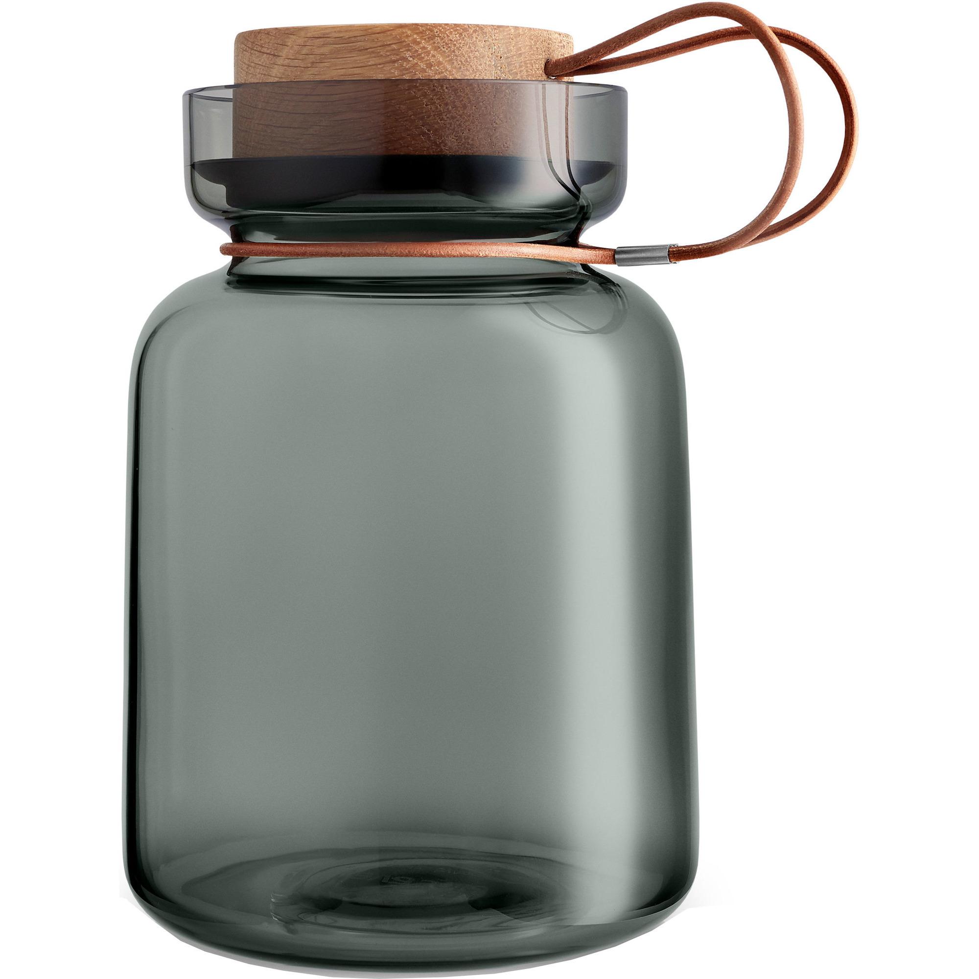 Eva Solo Silhouette Förvaringsburk i glas 15 L