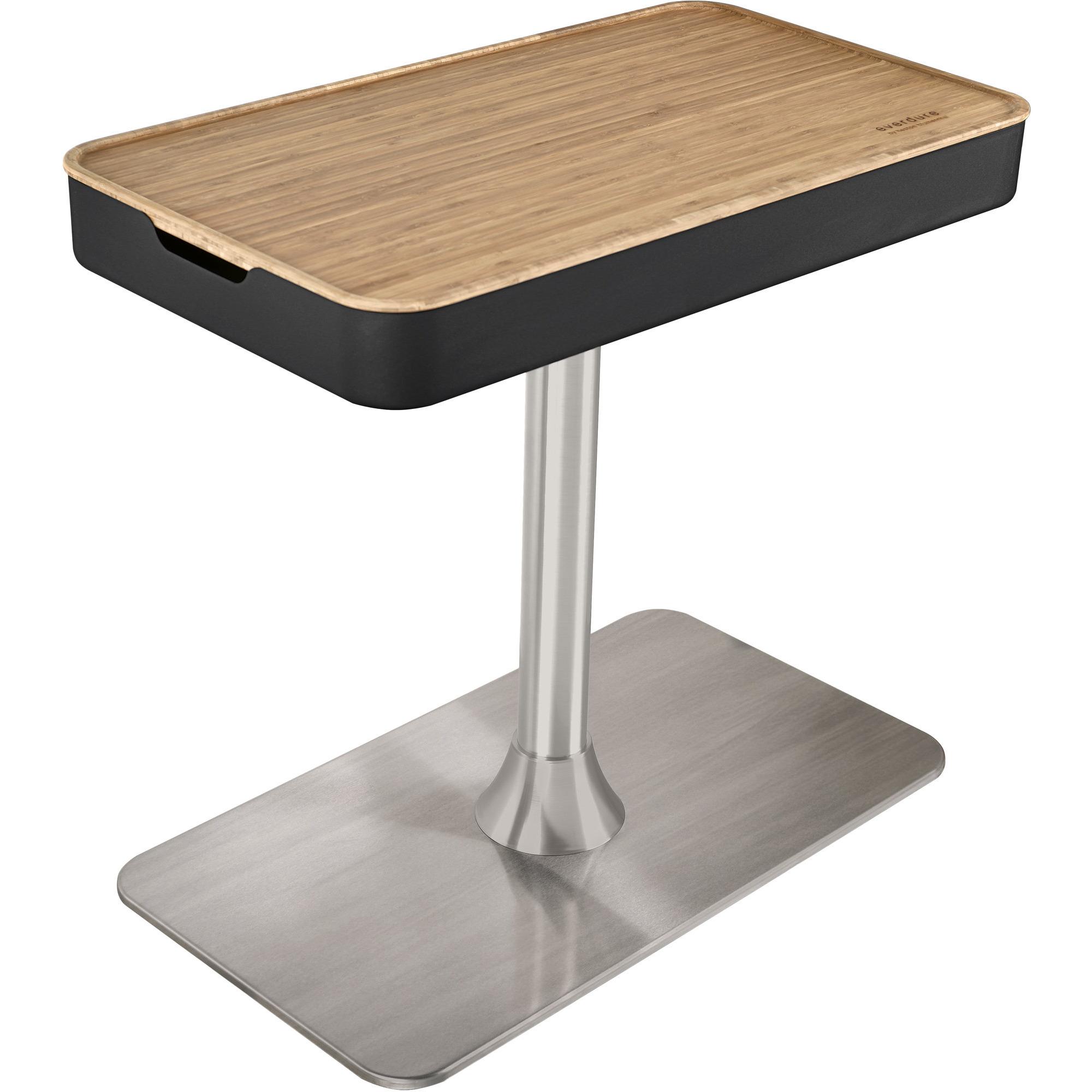 Bambus bordplade fra Everdure » Praktisk bordplade til grill